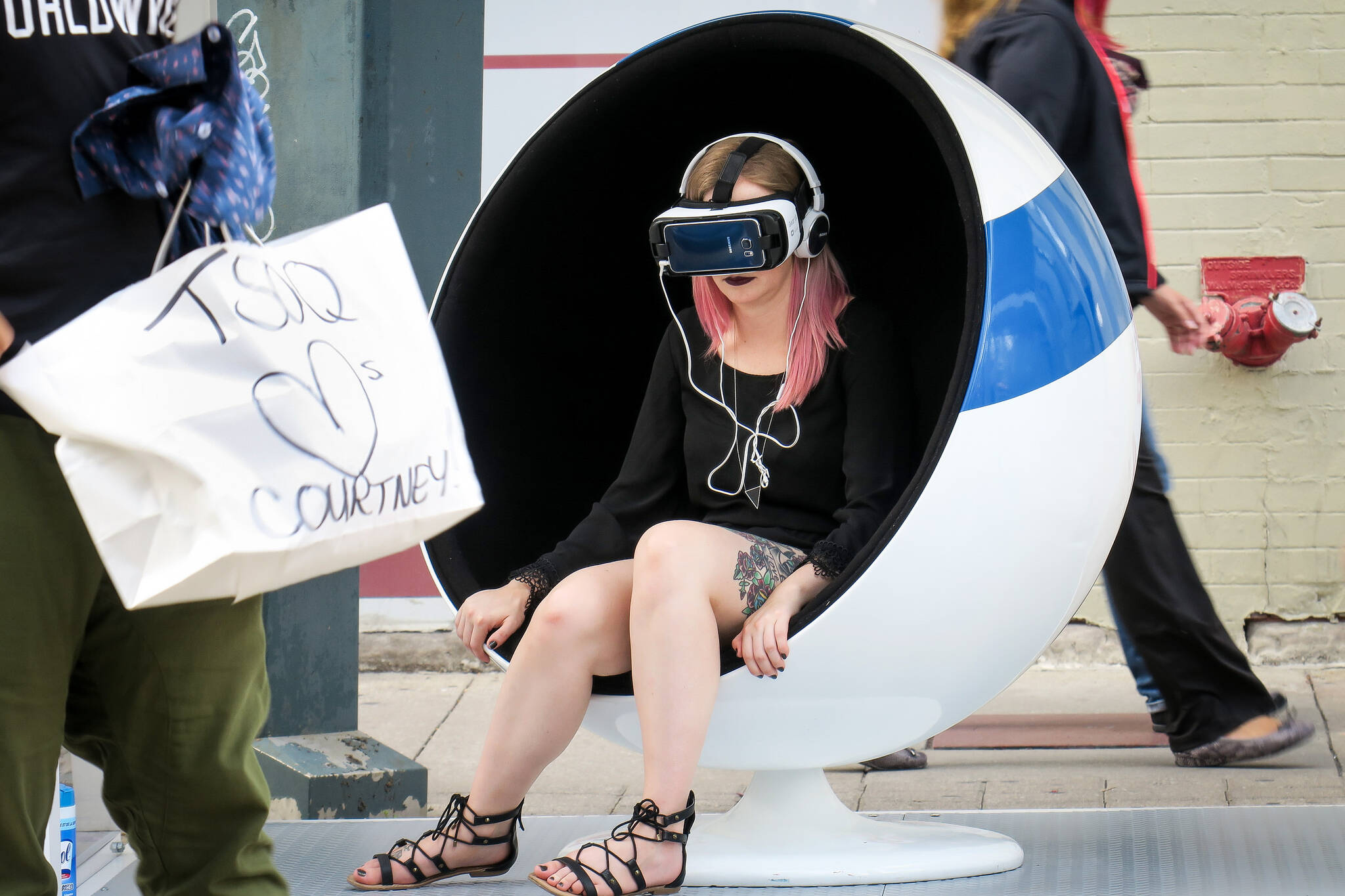 virtual reality toronto