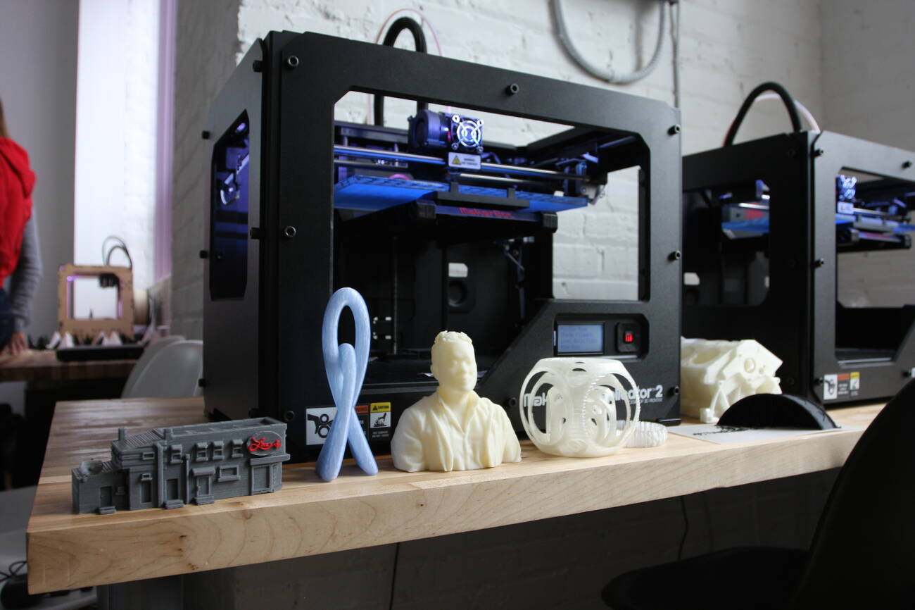 The Top 3d Printers And Printing Services In Toronto