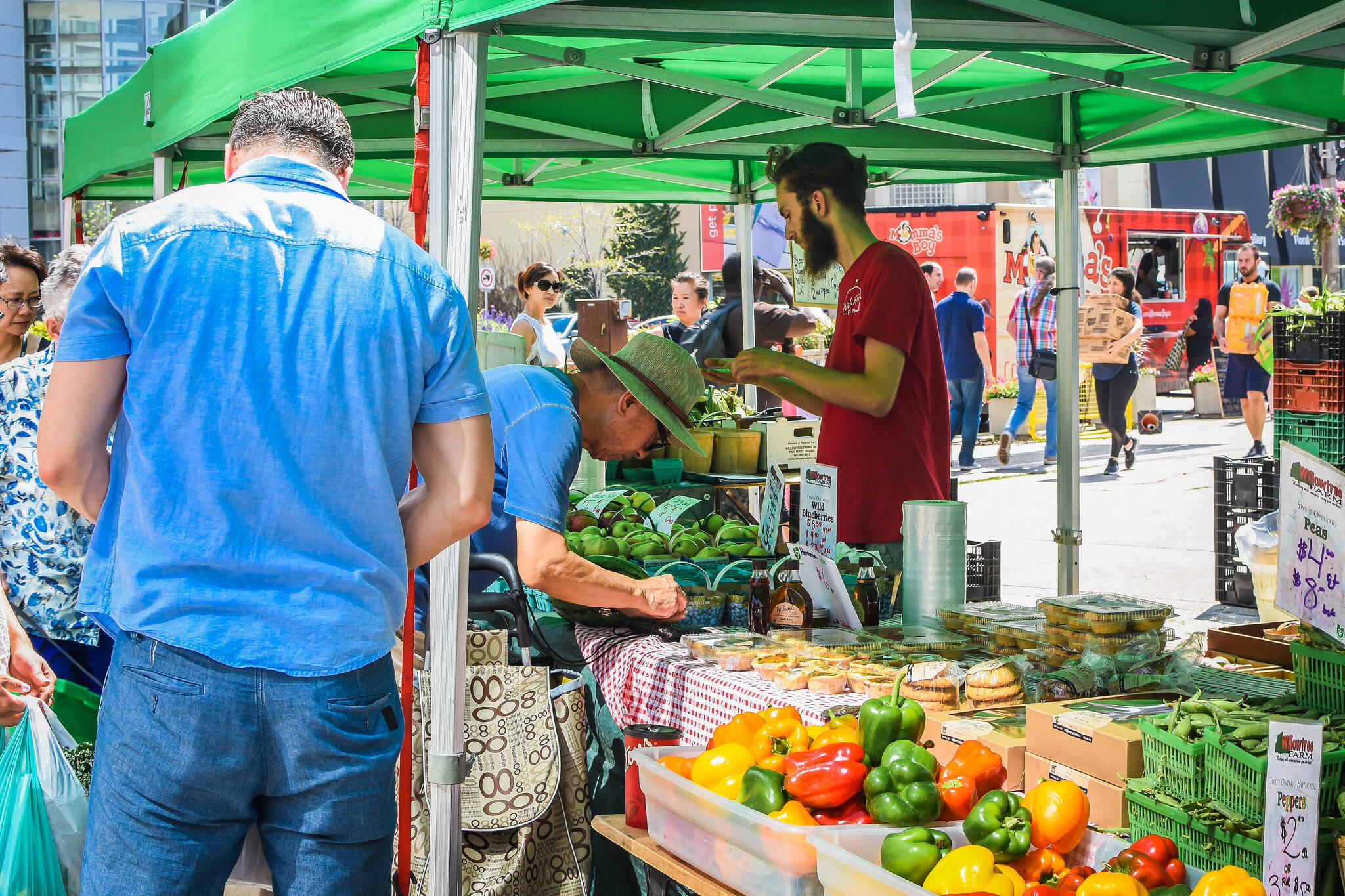 This is when Toronto farmers' markets open for the season