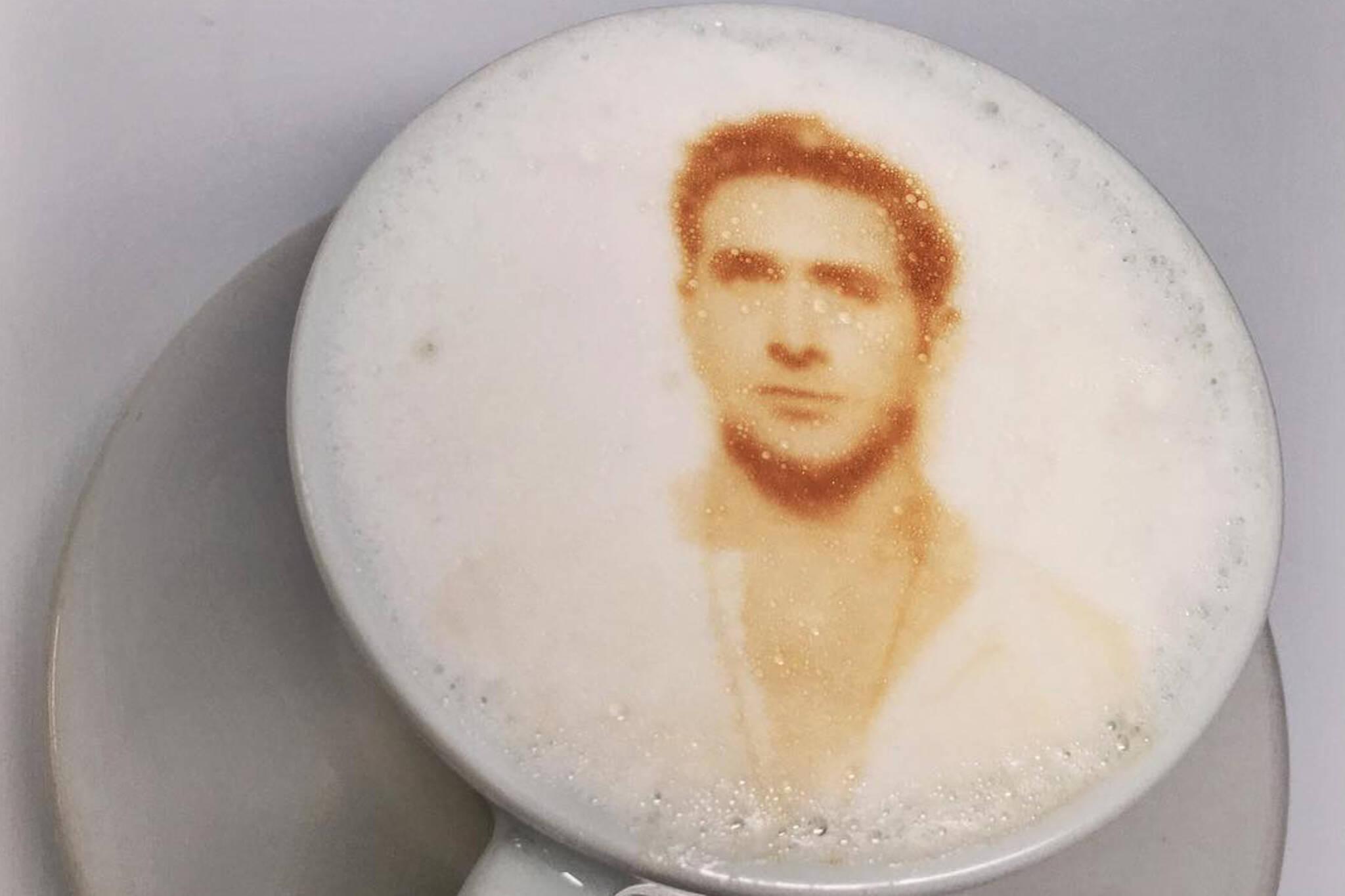 ryan gosling latte toronto