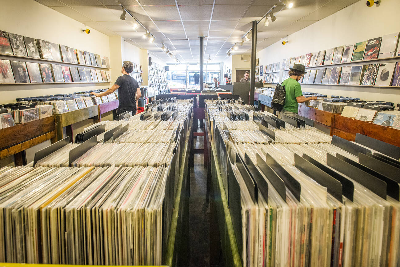 15 Places To Celebrate Record Store Day In Toronto