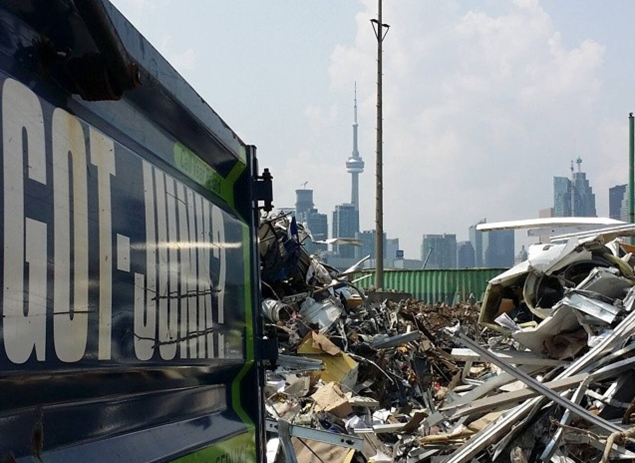 The Top 10 Junk Removal In Toronto