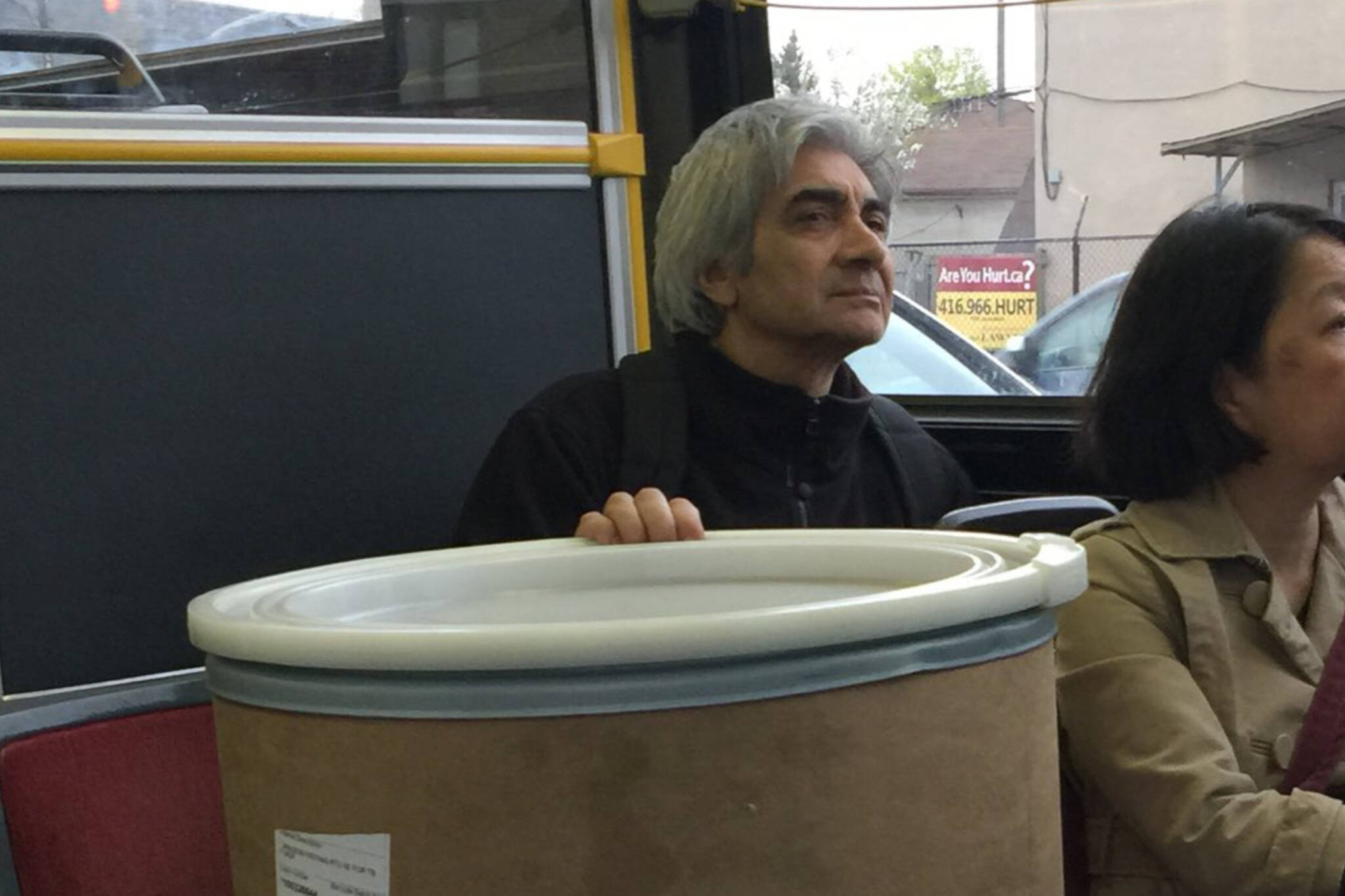 toronto bus icing