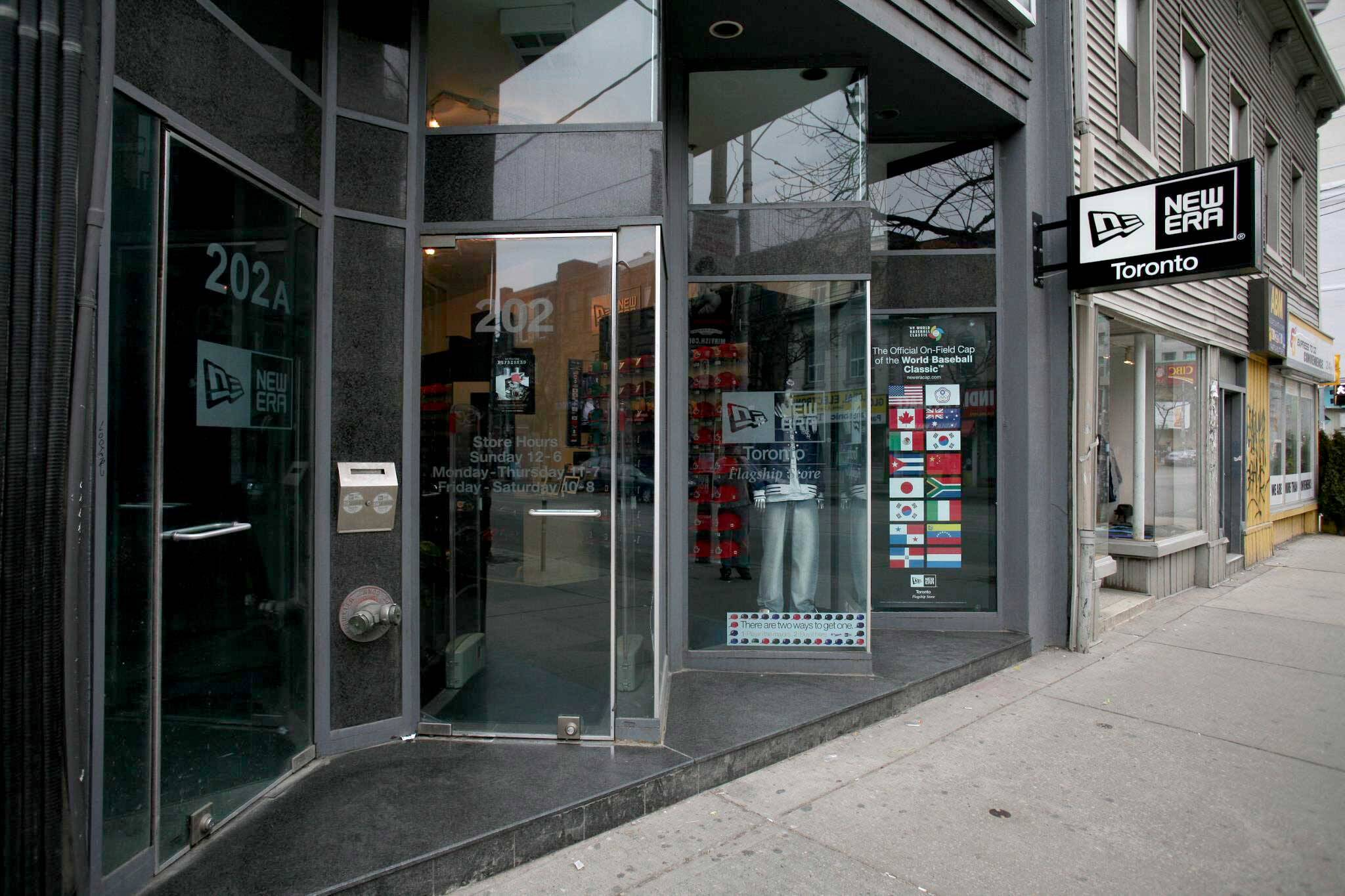 e290eb281d7ce New Era is closing their flagship store in Toronto