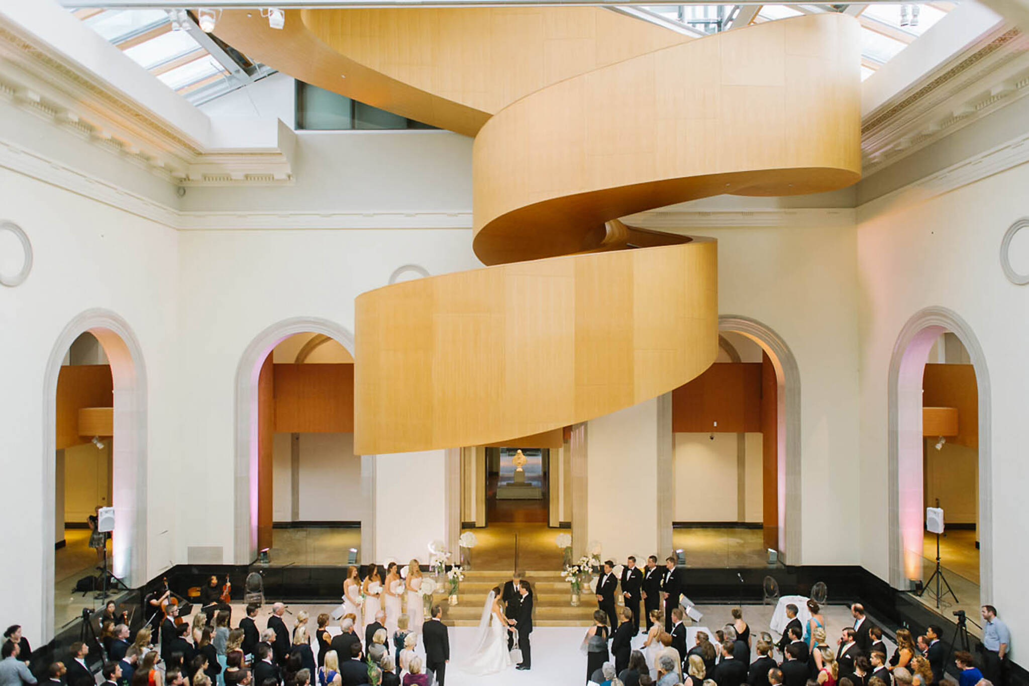 The top 30 large wedding venues in Toronto