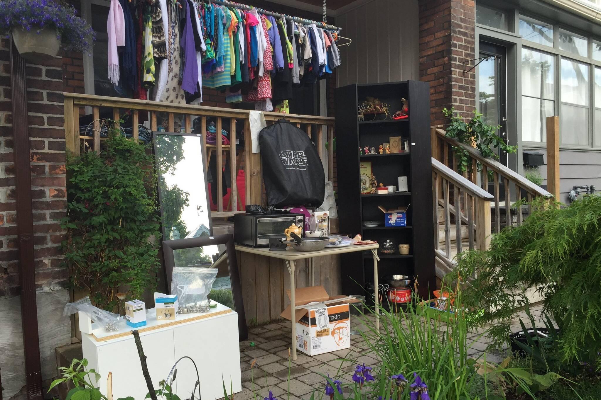 yard sale toronto