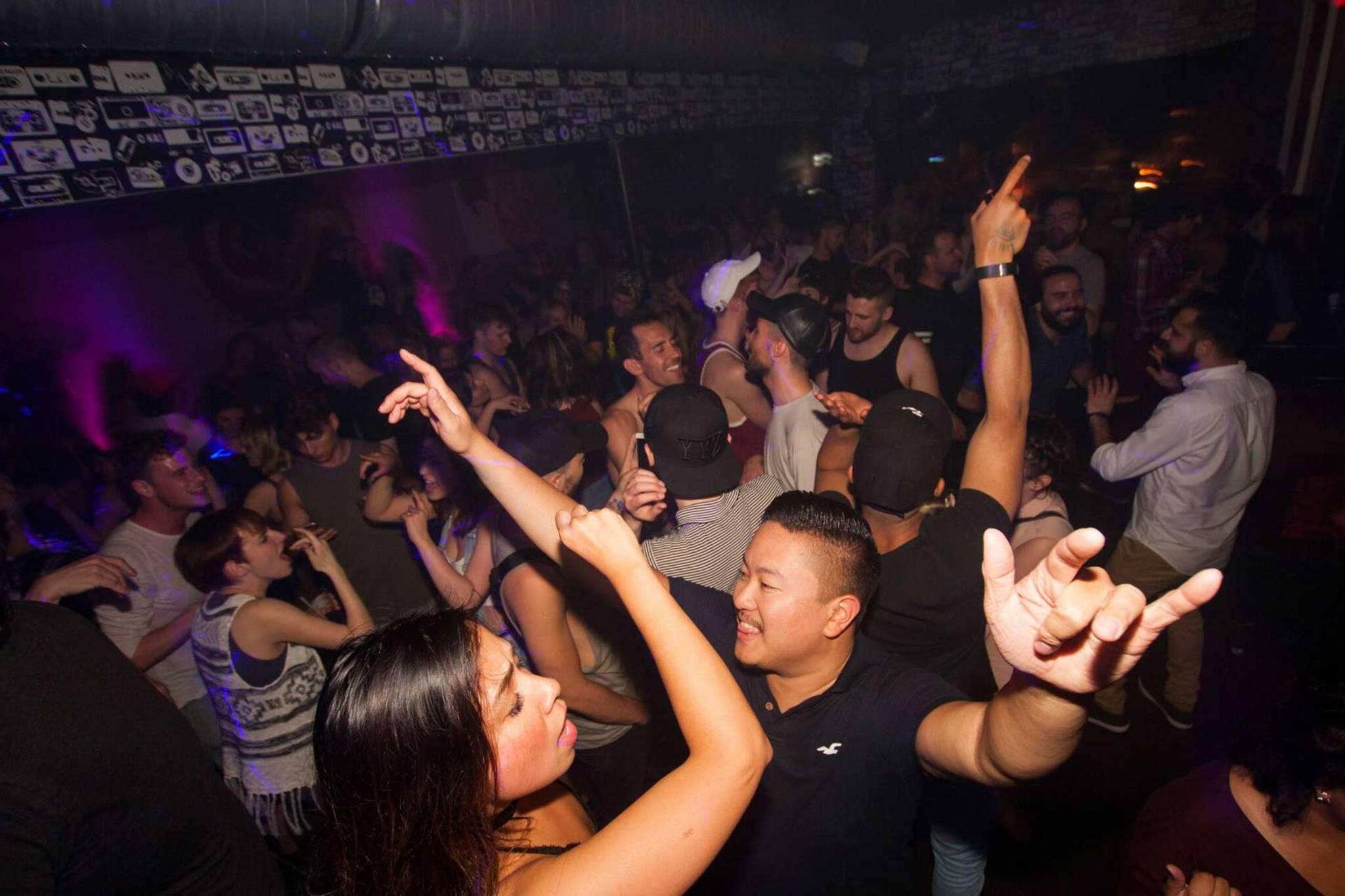 Dance bars Toronto