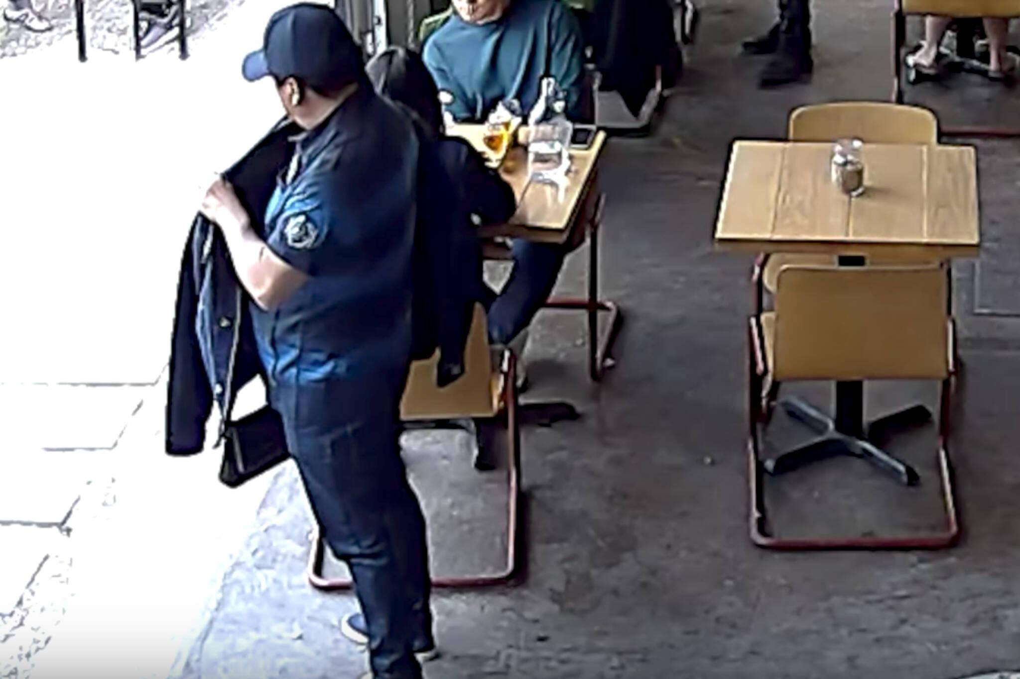 toronto purse thief