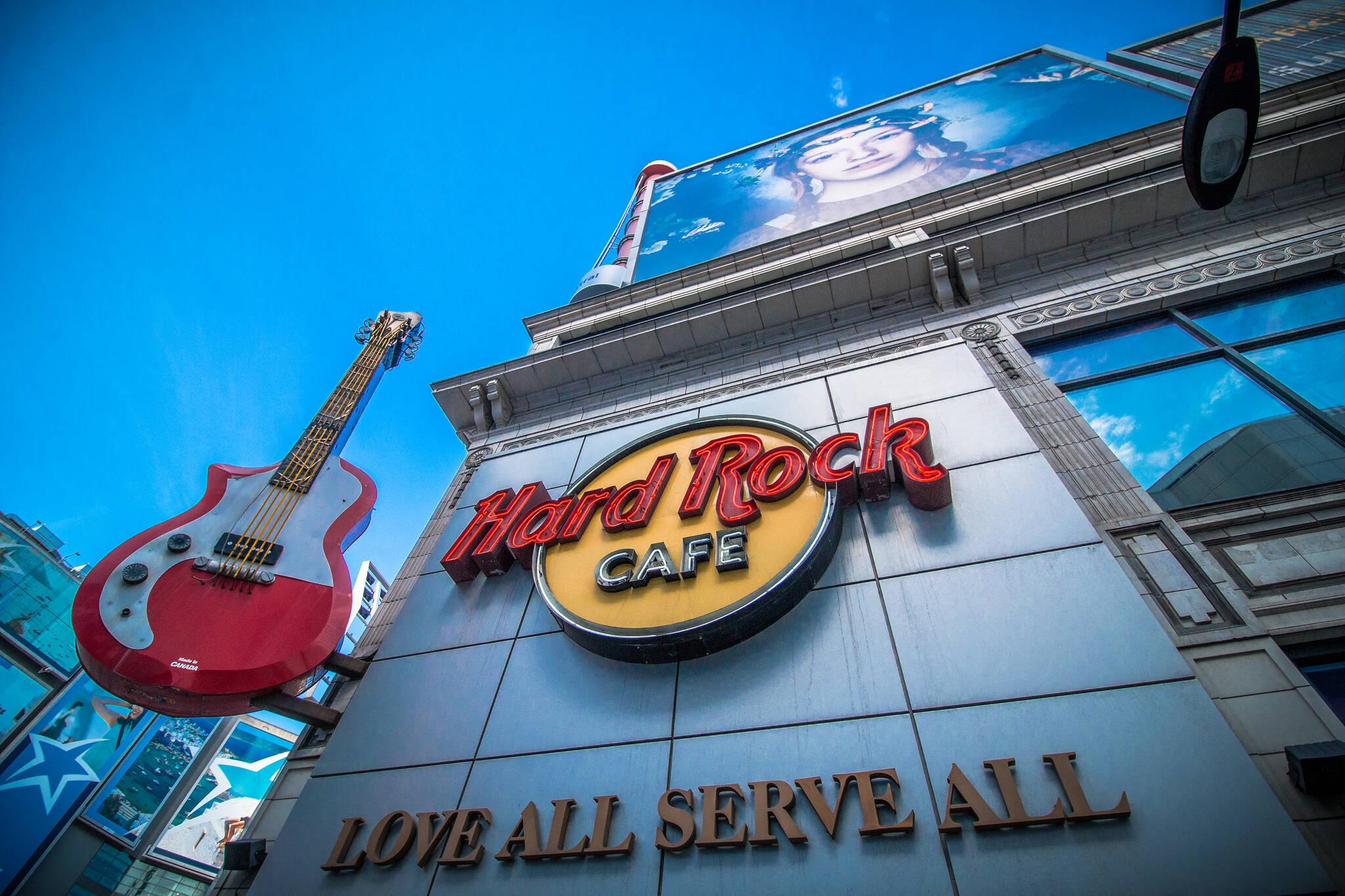 toronto hard rock cafe