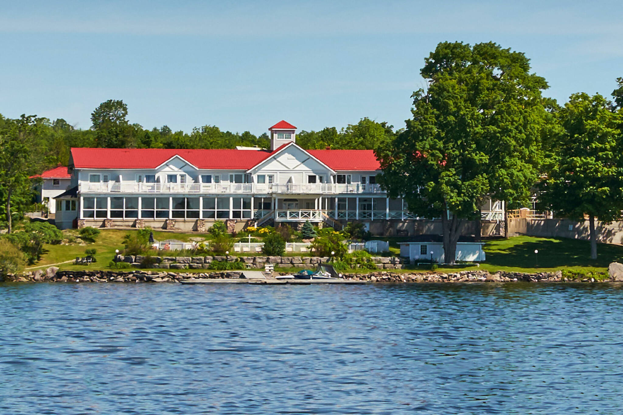 The Top 10 Cottage Country Resorts In Ontario
