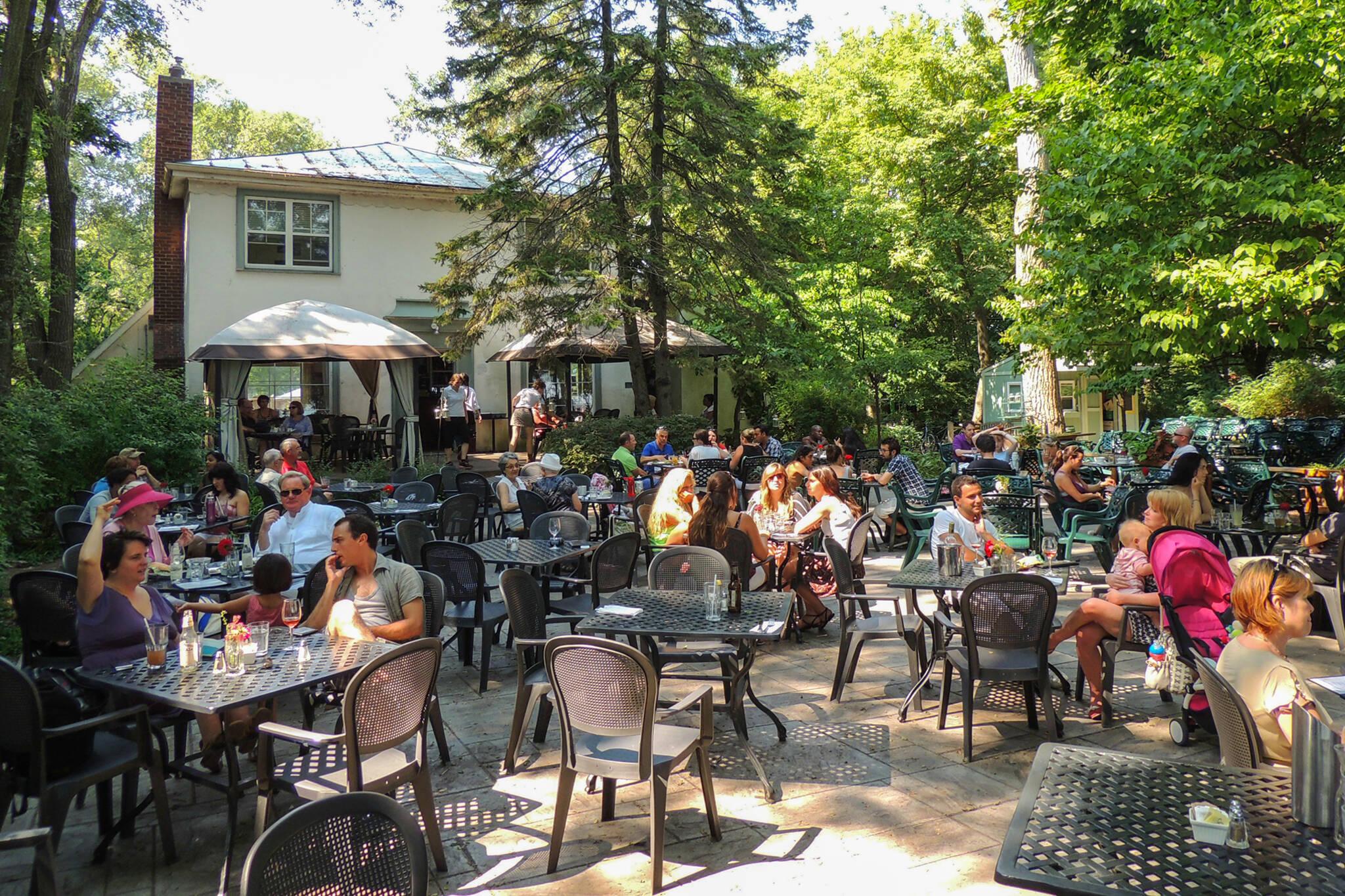 rectory cafe toronto