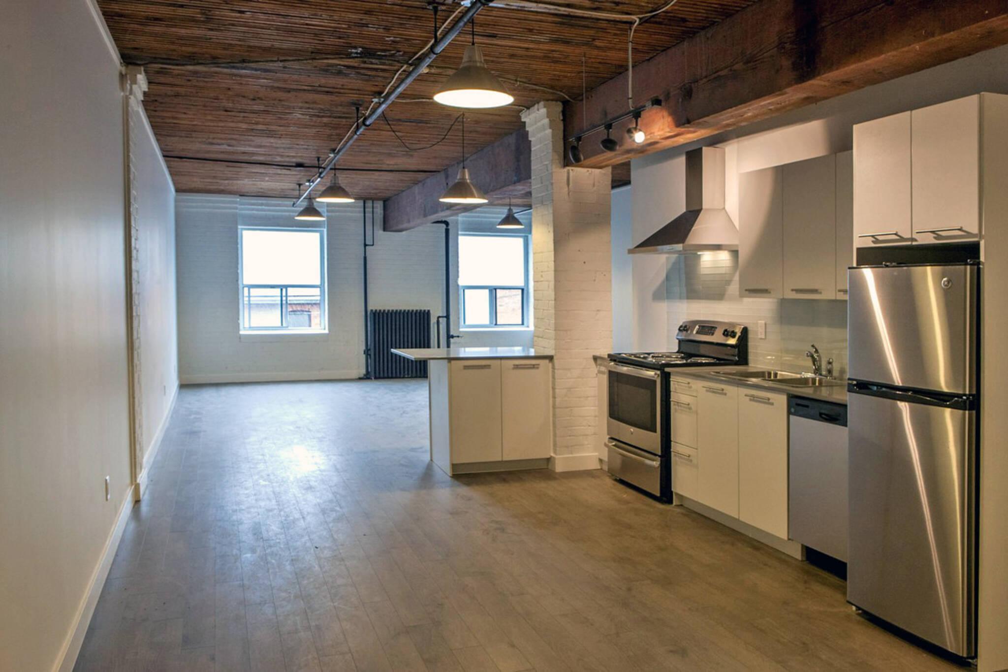 rental apartment toronto