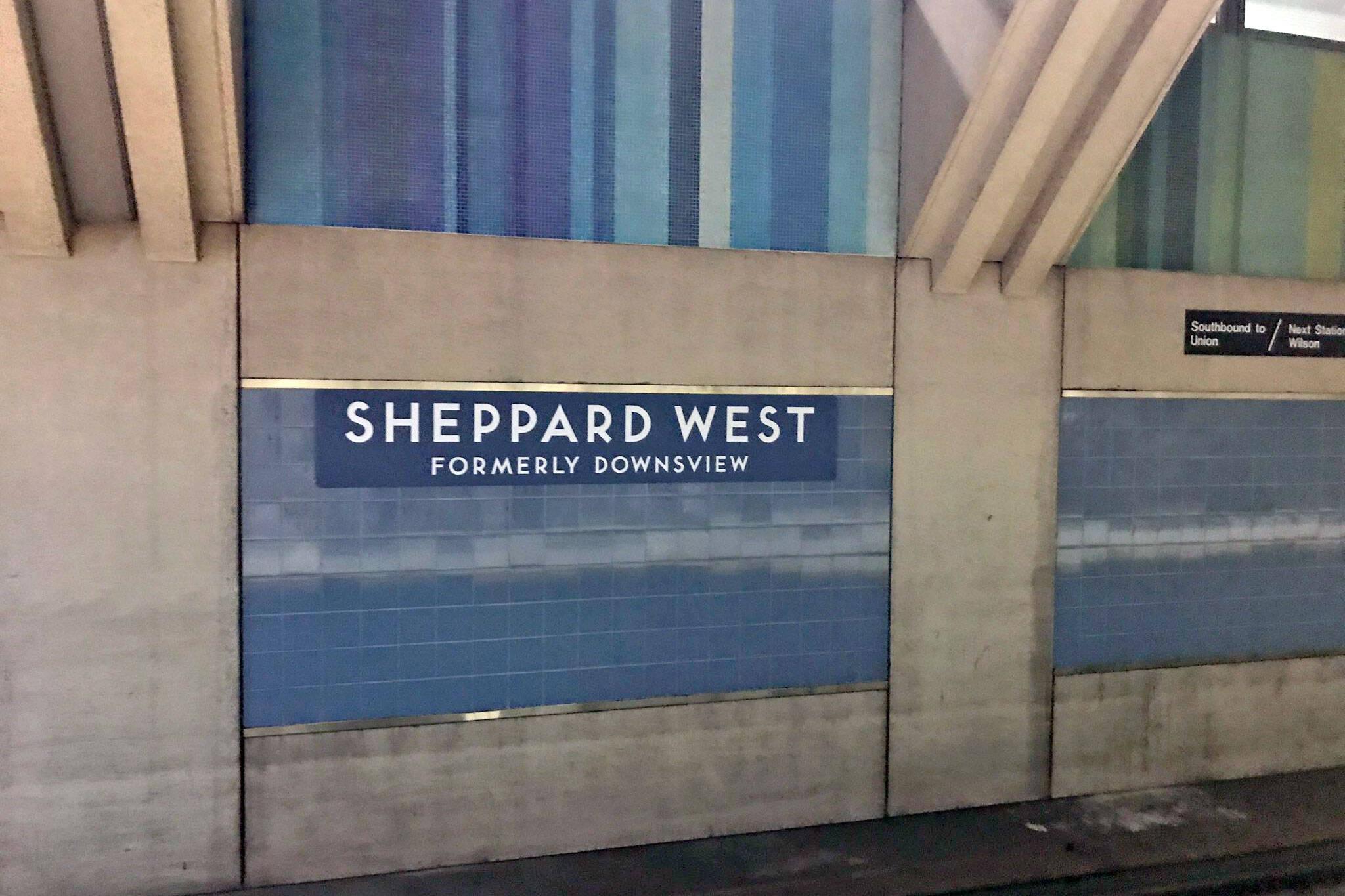 sheppard west