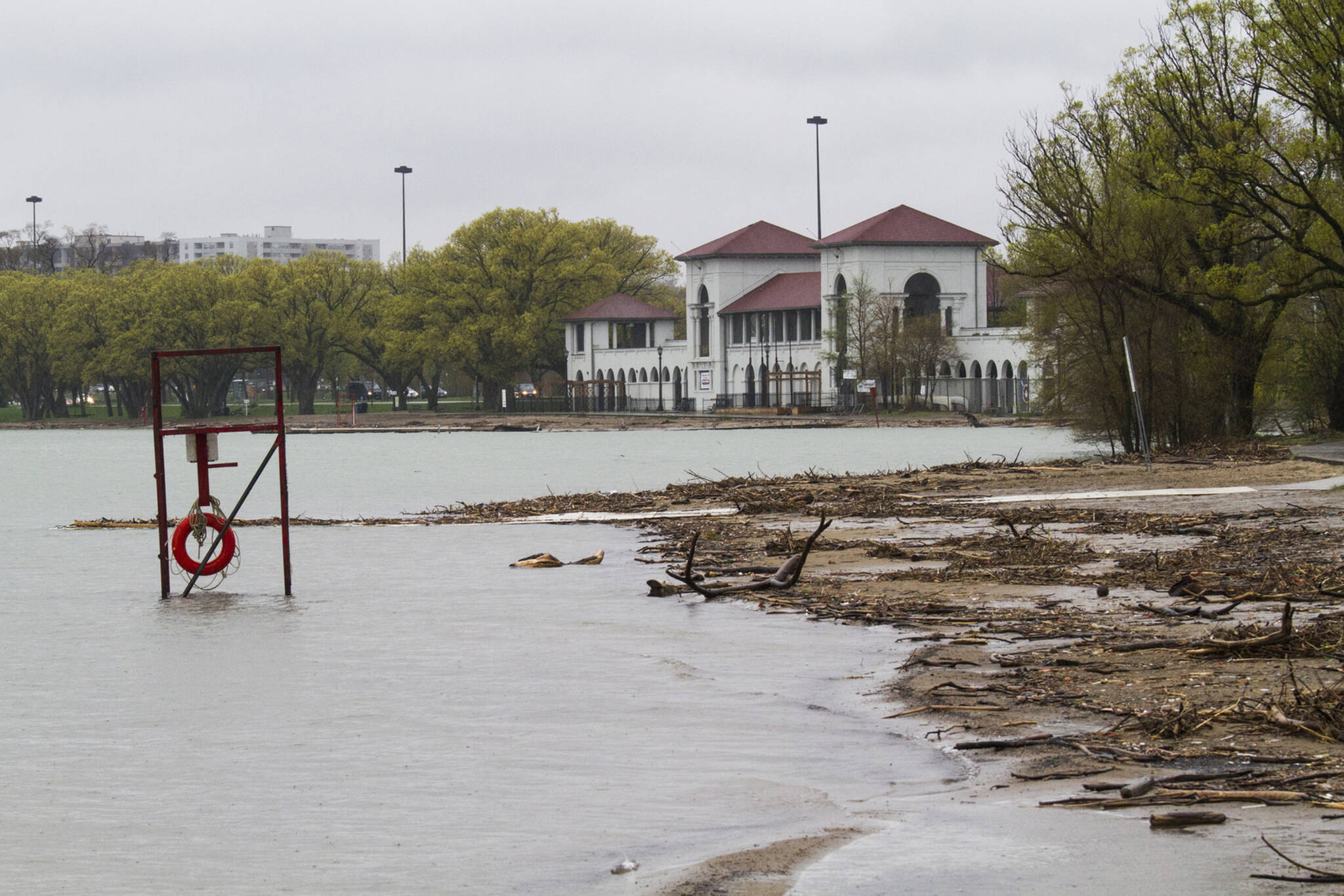 toronto rain flood