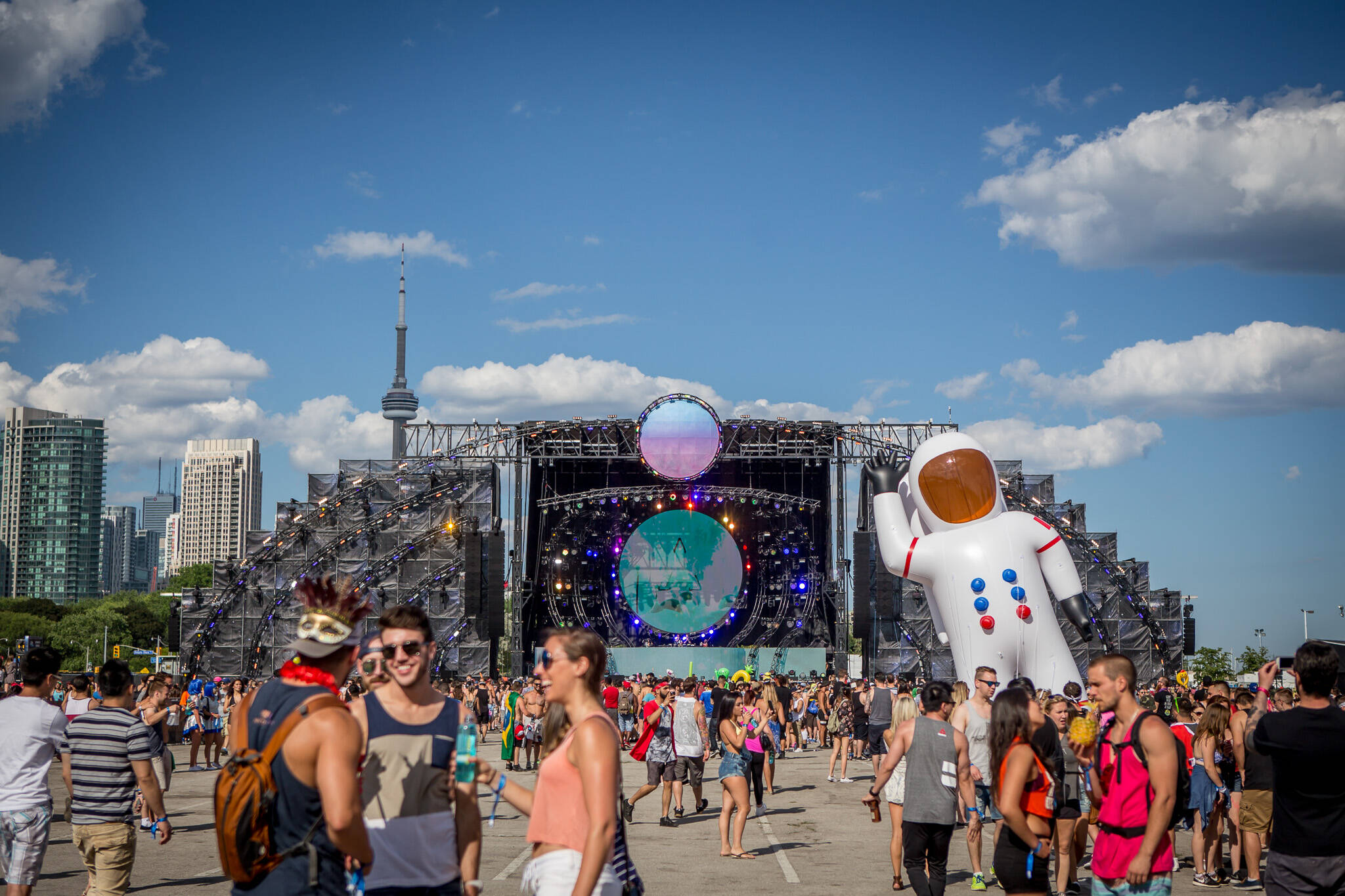 summer festivals toronto 2017