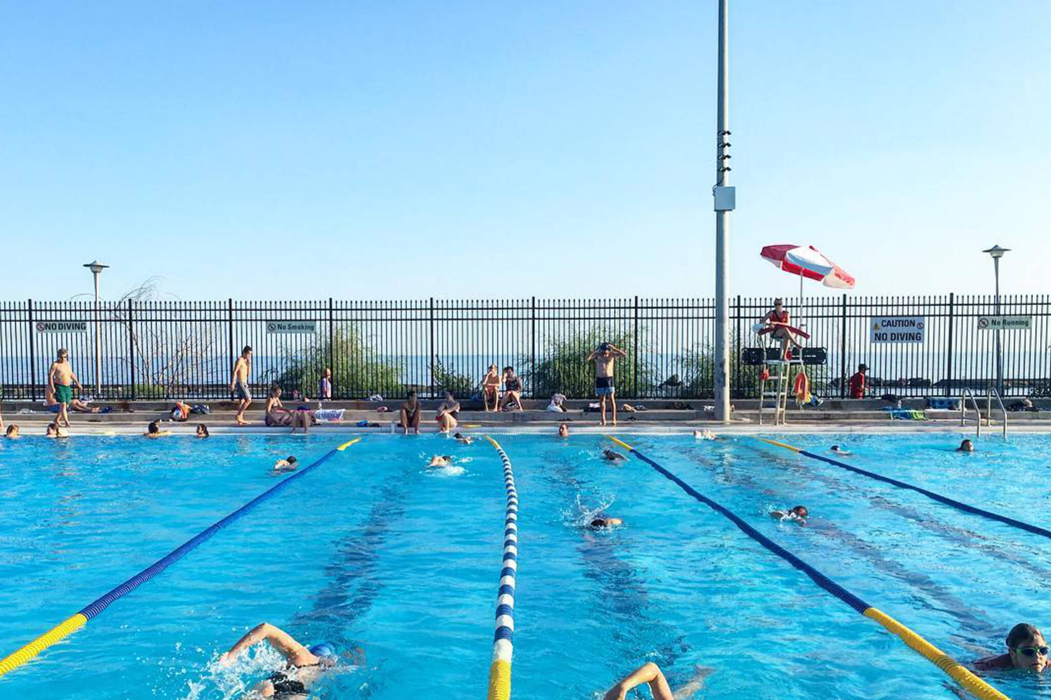 Toronto 39 S Outdoor Pools Start To Open This Week