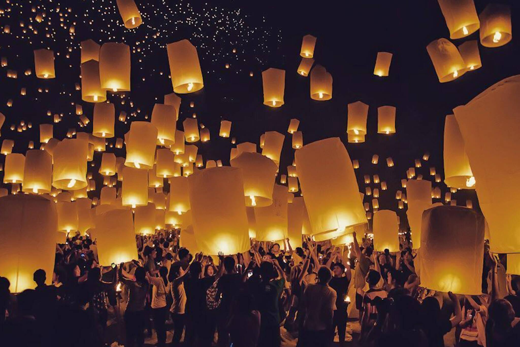 lights festival toronto