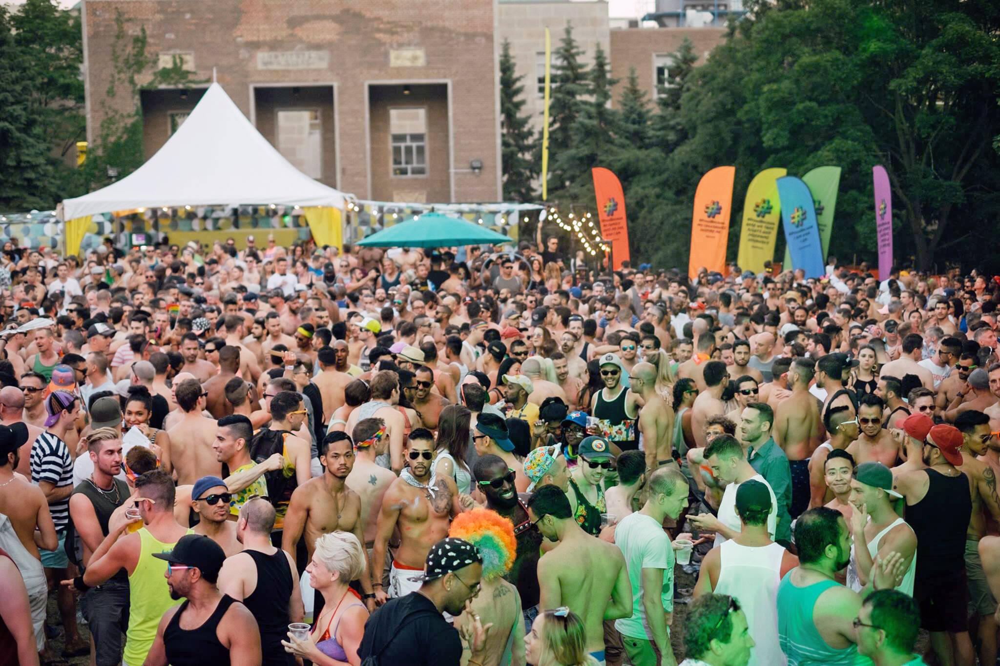 Pride parties toronto