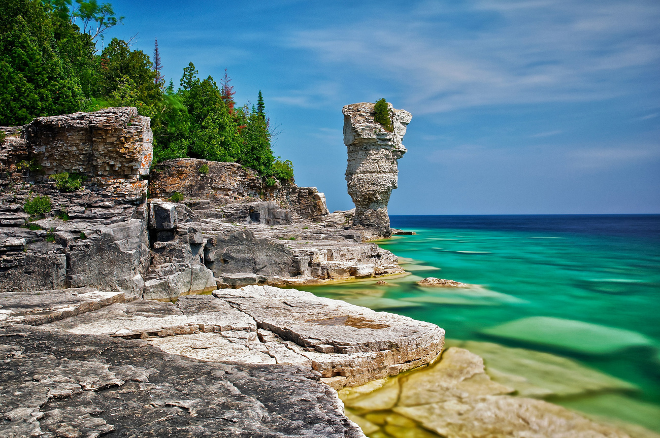 10 secret places to explore in ontario before summer is over