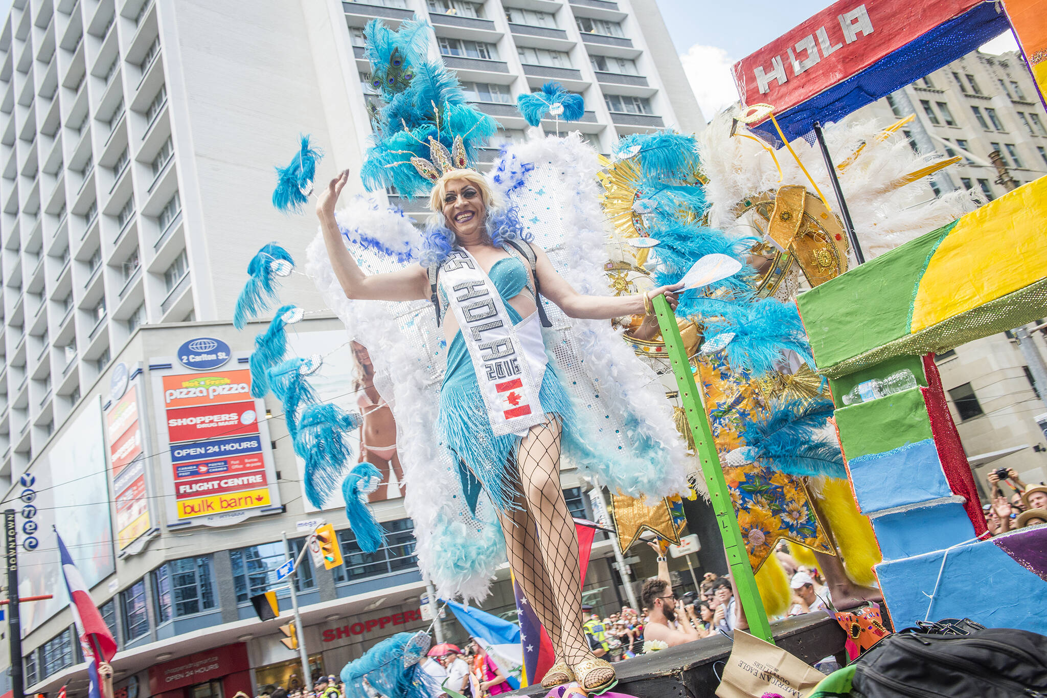 toronto pride events 2017