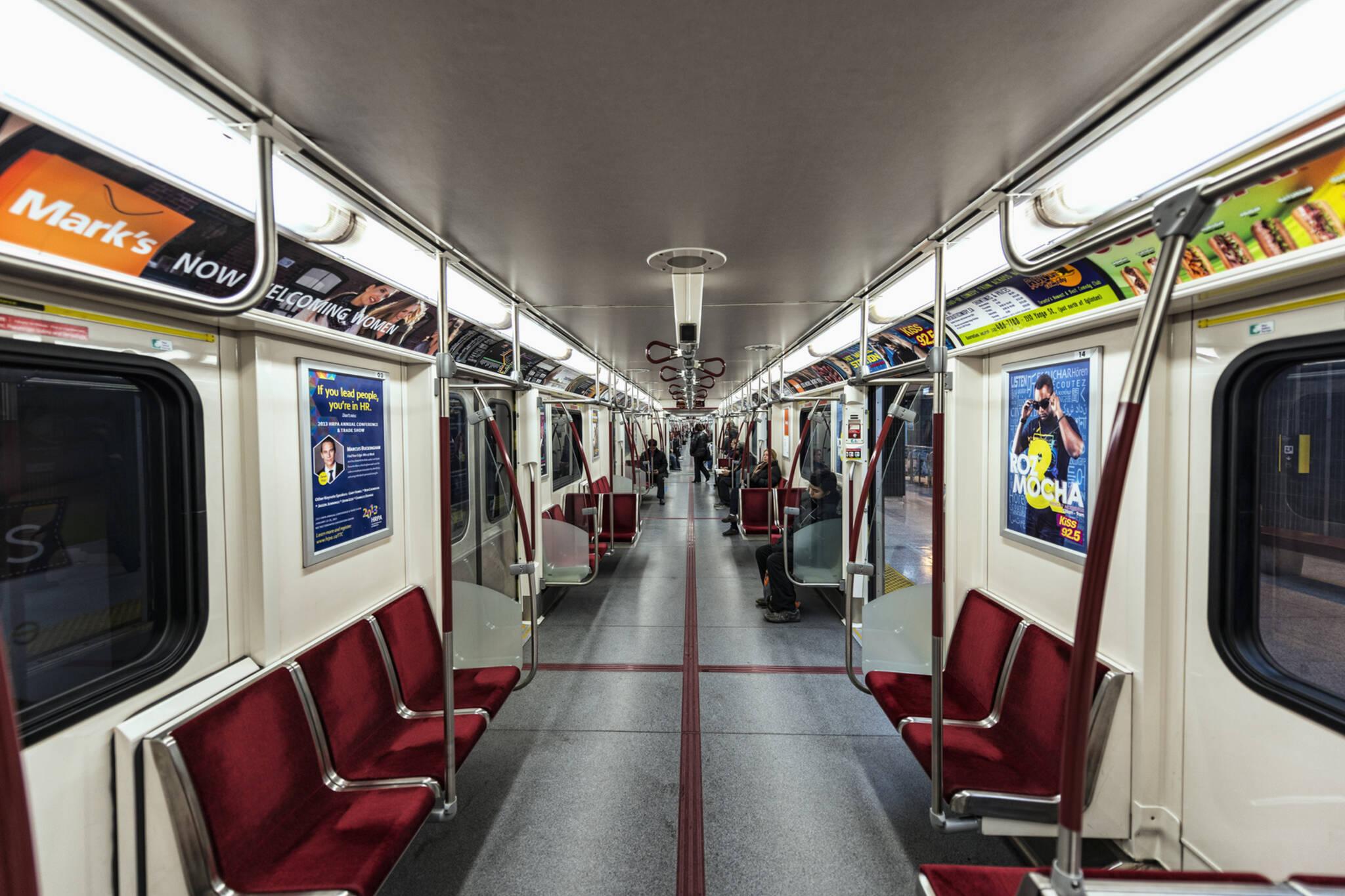 subway toronto