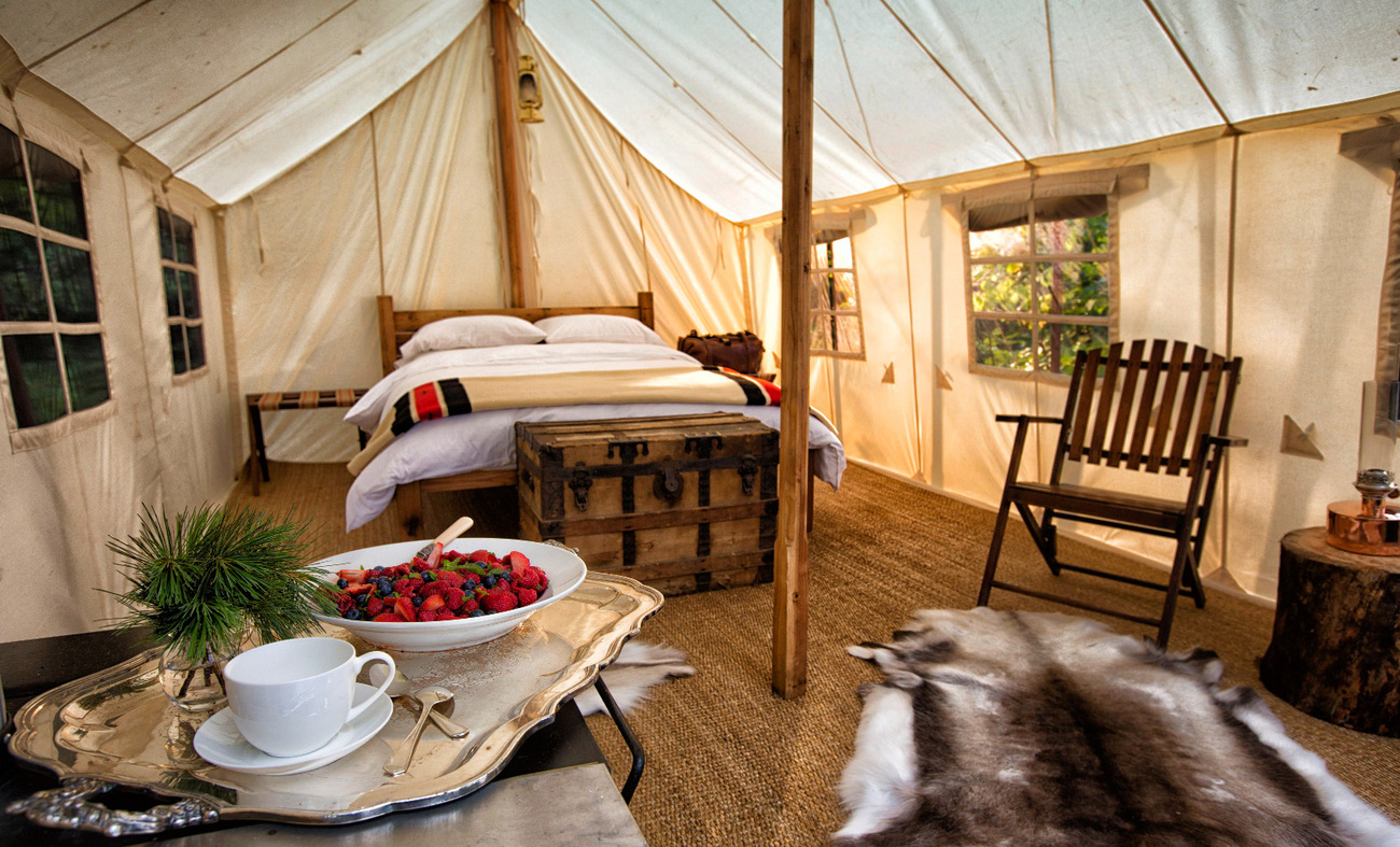 This Glamping Resort Is The Ultimate Ontario Wilderness Escape