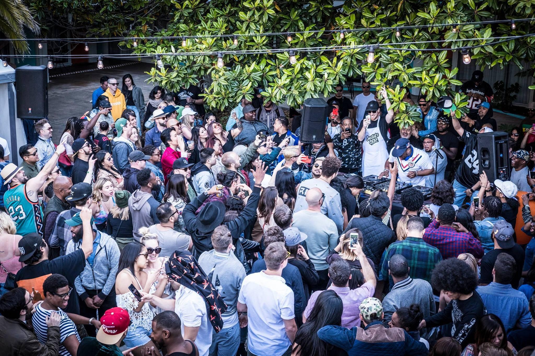 parties july toronto