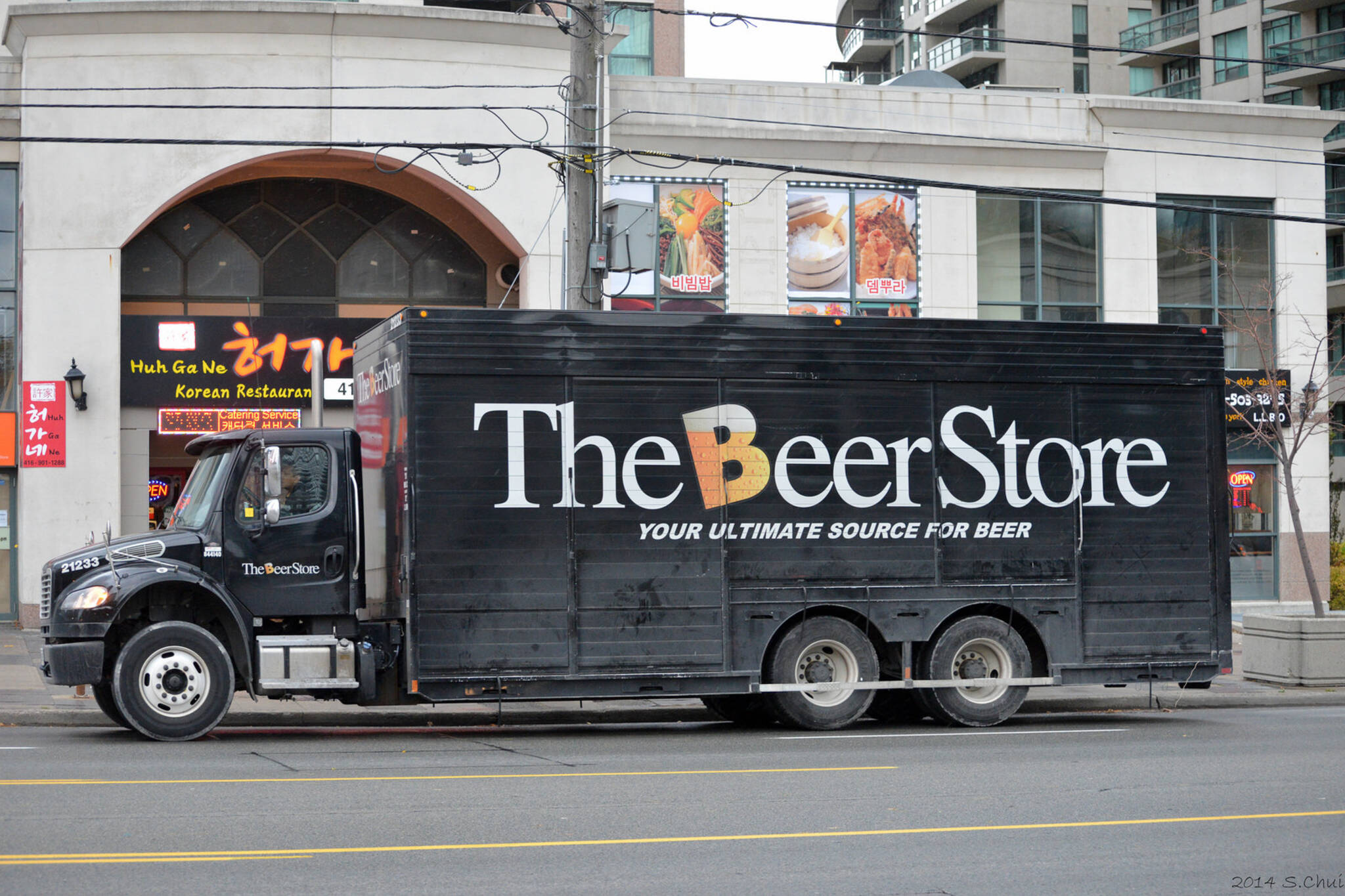 The Beer Store rolls out home delivery in Toronto's east end