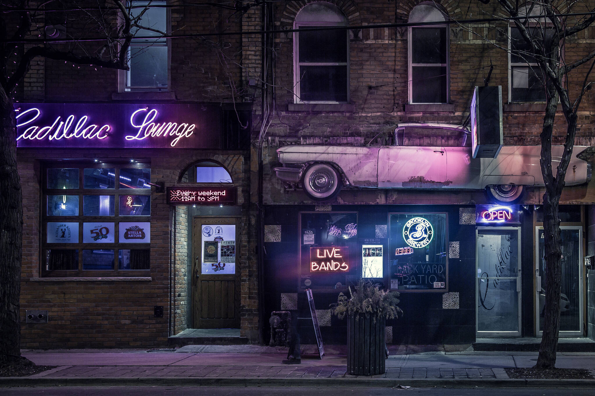 The End Could Be Near For The Cadillac Lounge