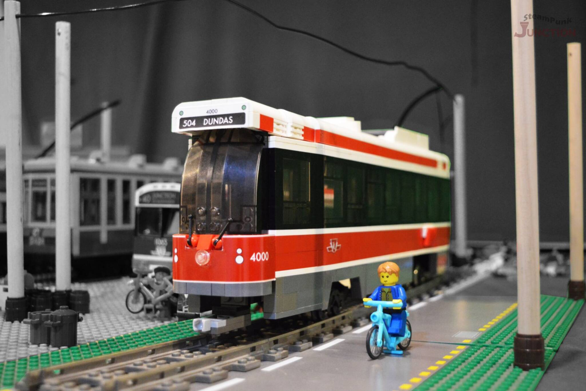 Toronto S Amazing Ttc Lego Collection Continues To Grow