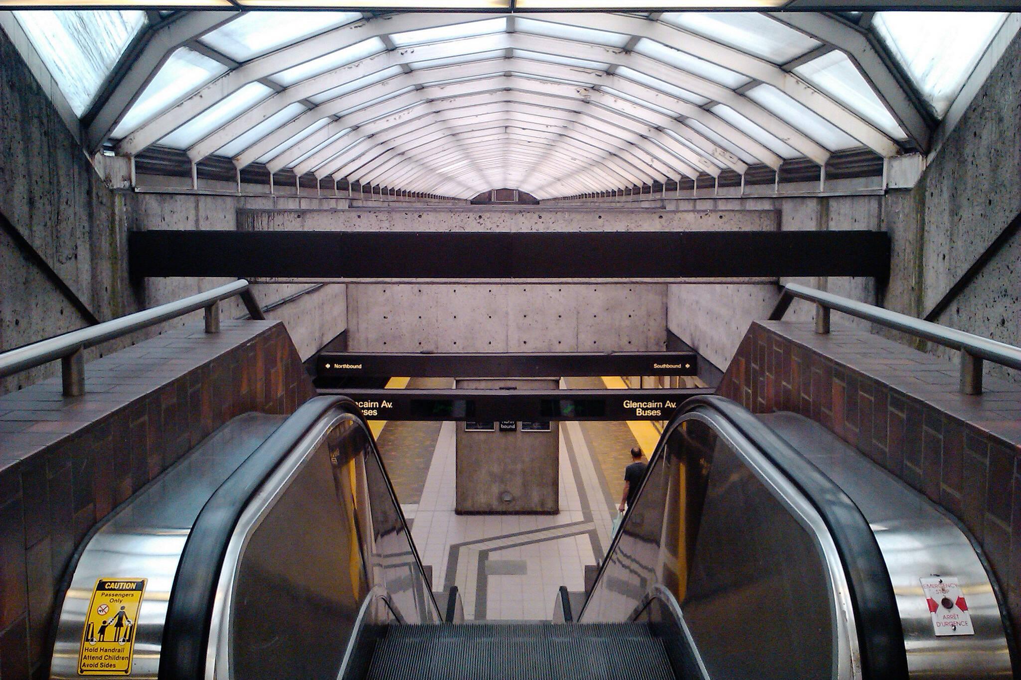 glencarin station art