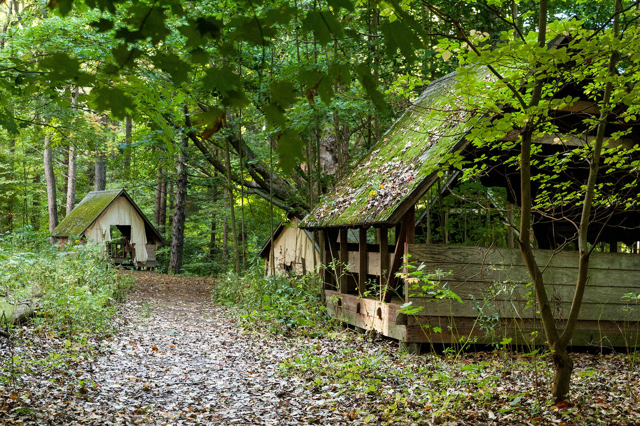 Abandoned Girl Scout Camp Is An Eerie Road Trip From Toronto