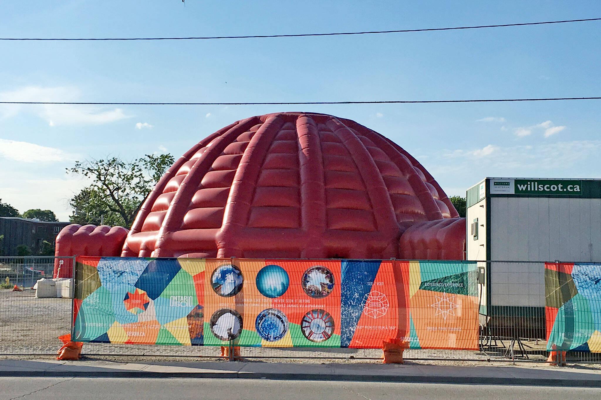 red dome toronto