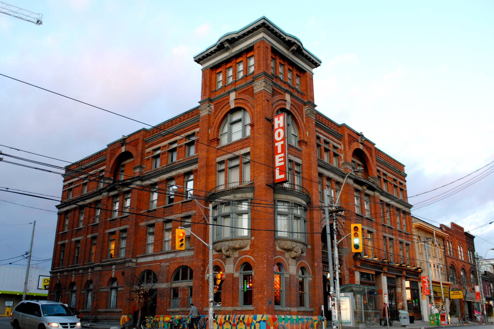 The best boutique hotels in toronto for Great small hotels
