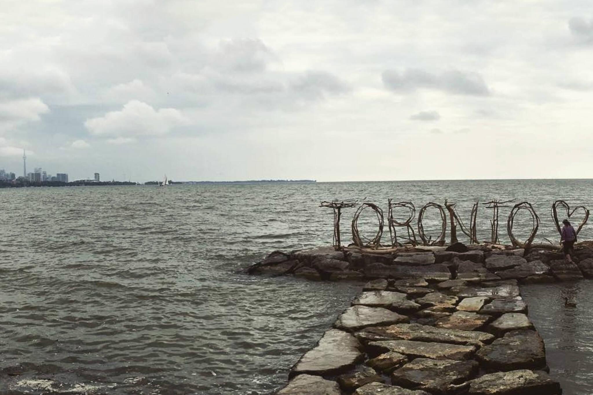 new toronto sign