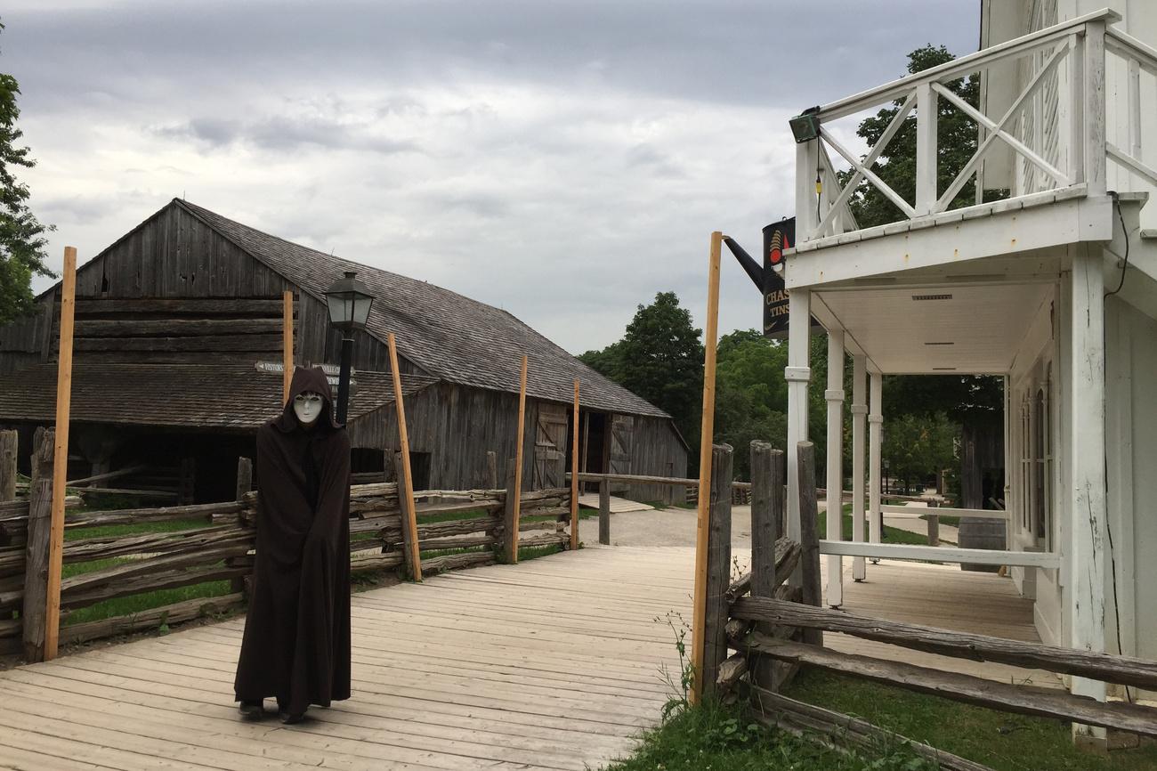 Black Creek Pioneer Village Escape Game Is Now Open