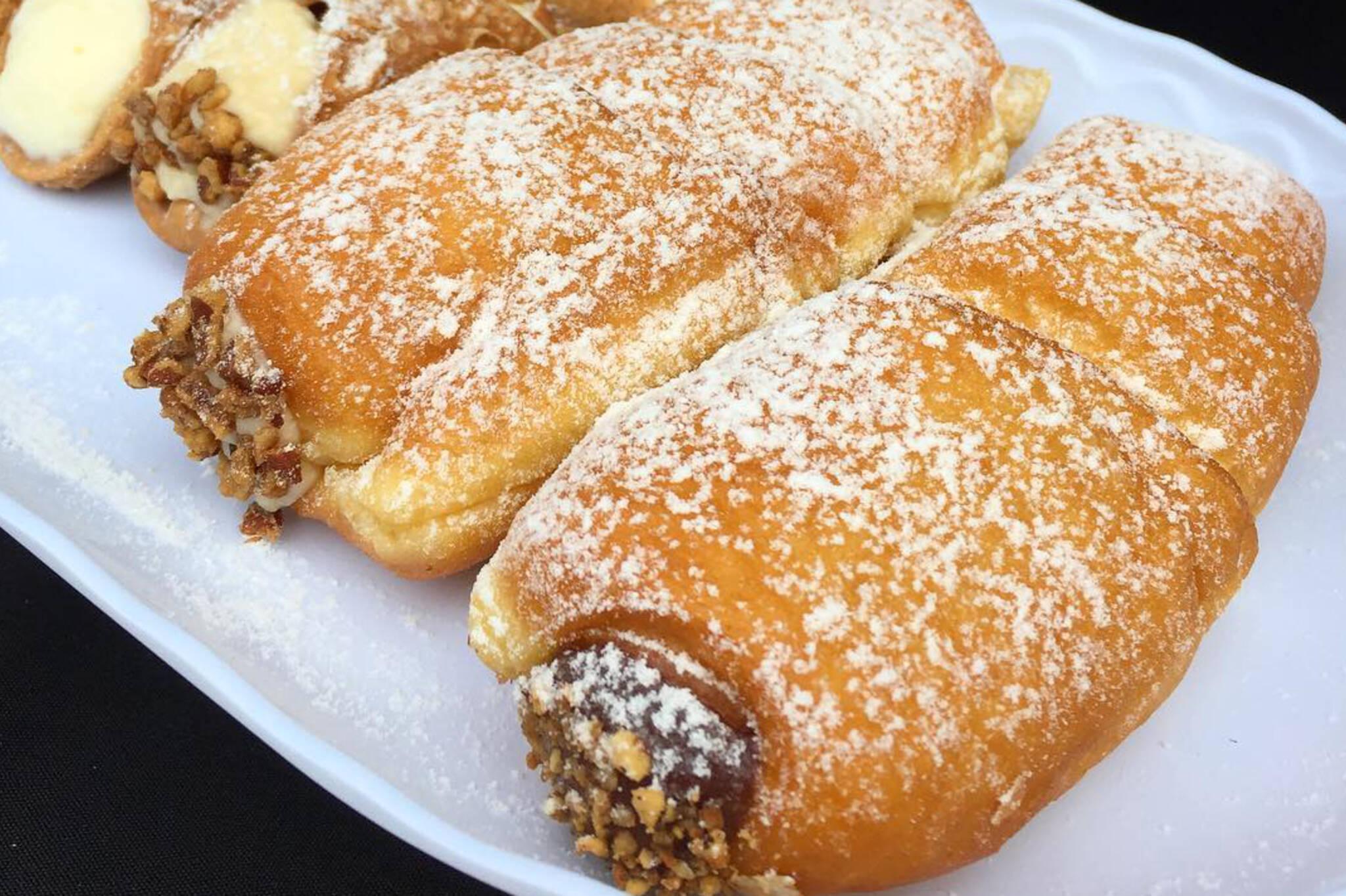 donut cannoli
