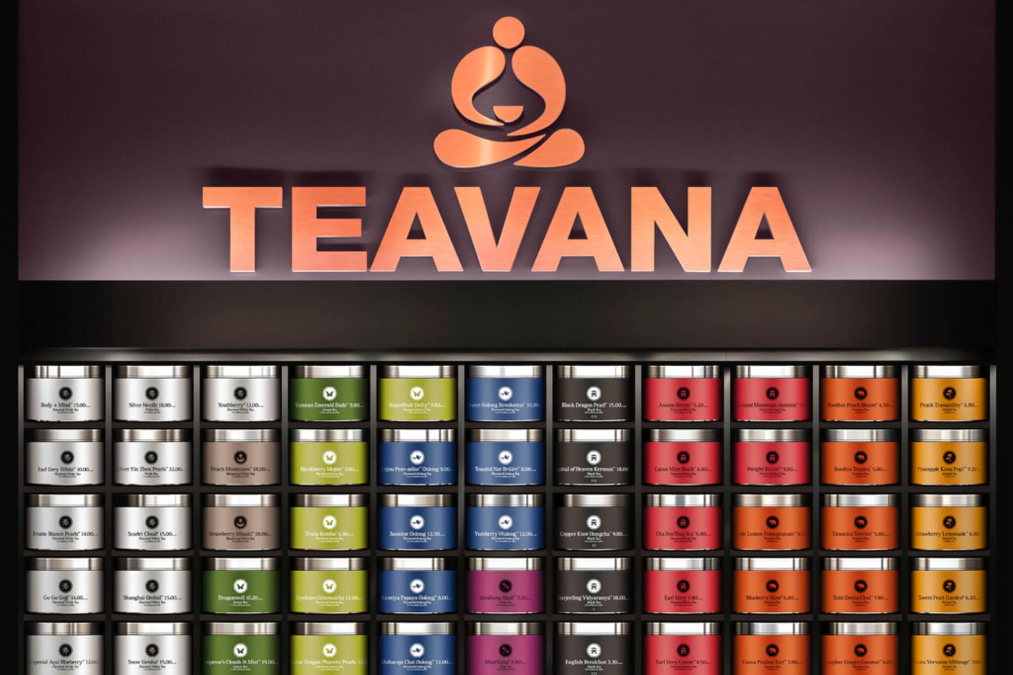 teavana closing toronto