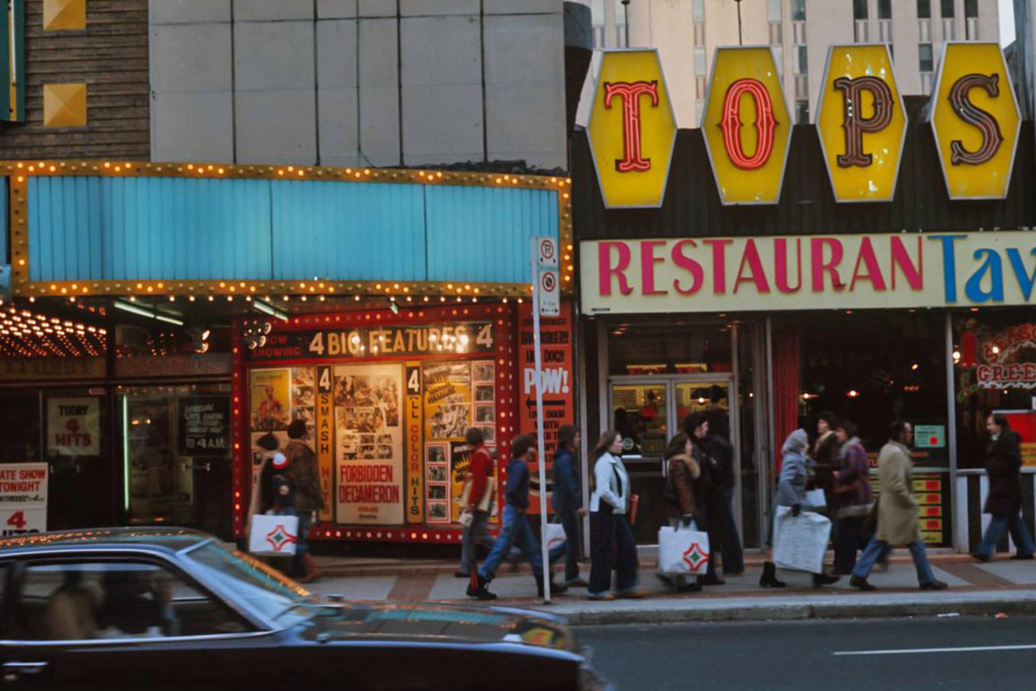 The Lost Restaurants Of Toronto