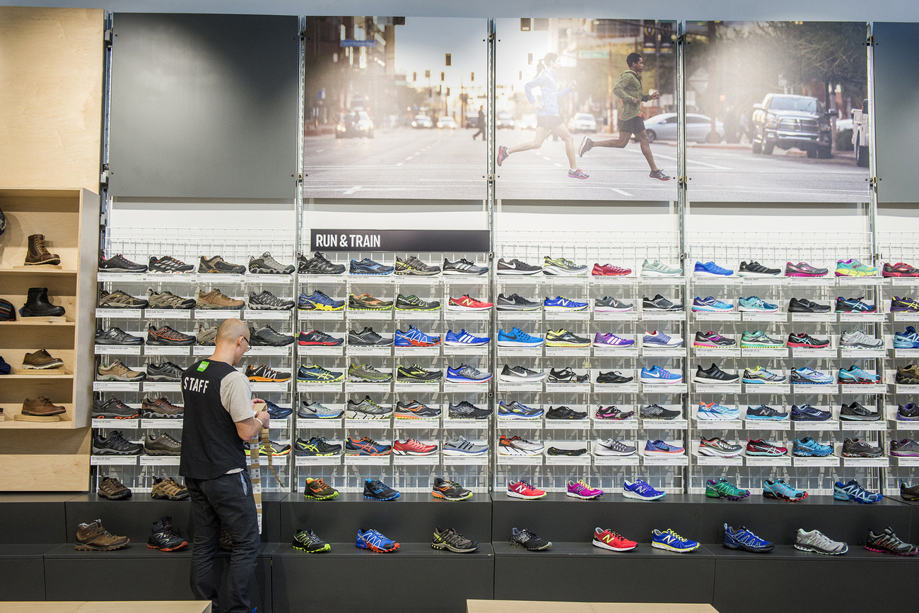 Running clothing stores