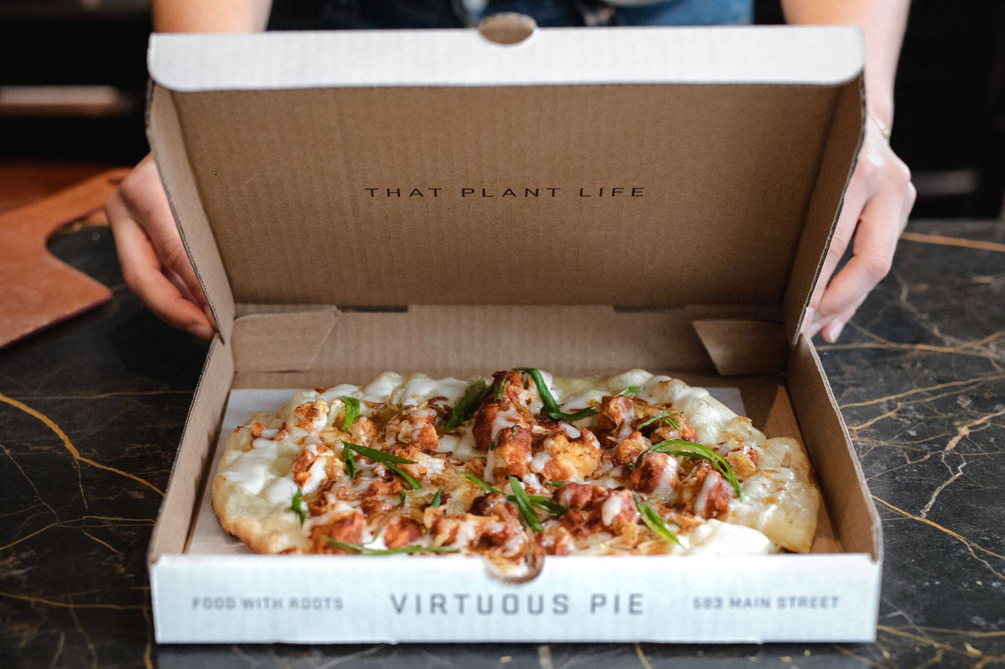 virtuous pie toronto