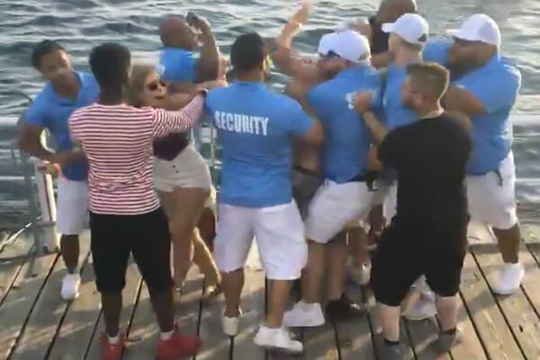 Cabana Fight