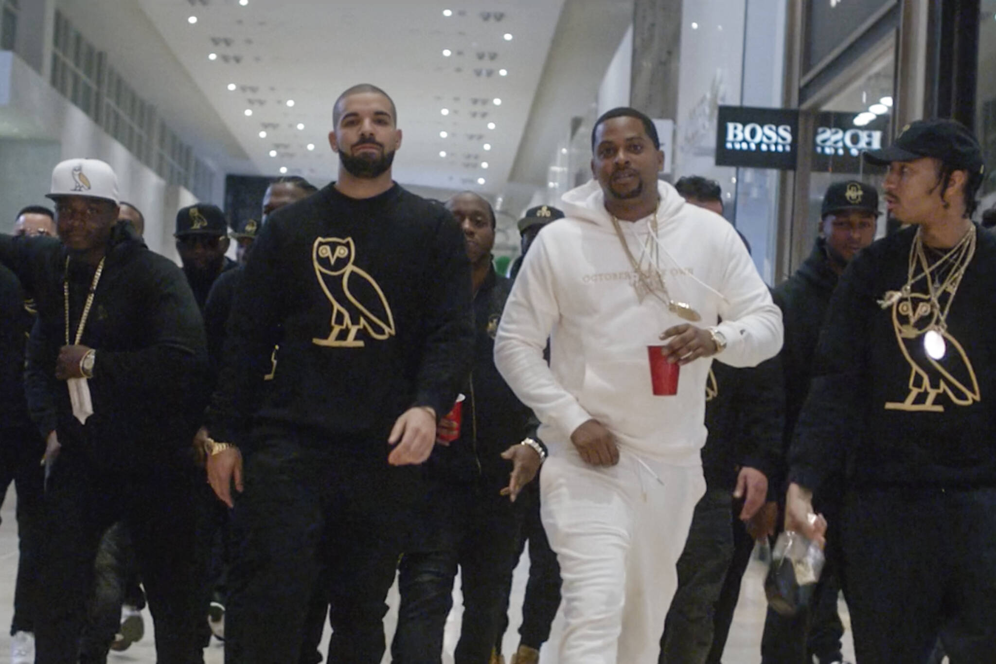 Drake Just Made A Video At Yorkdale