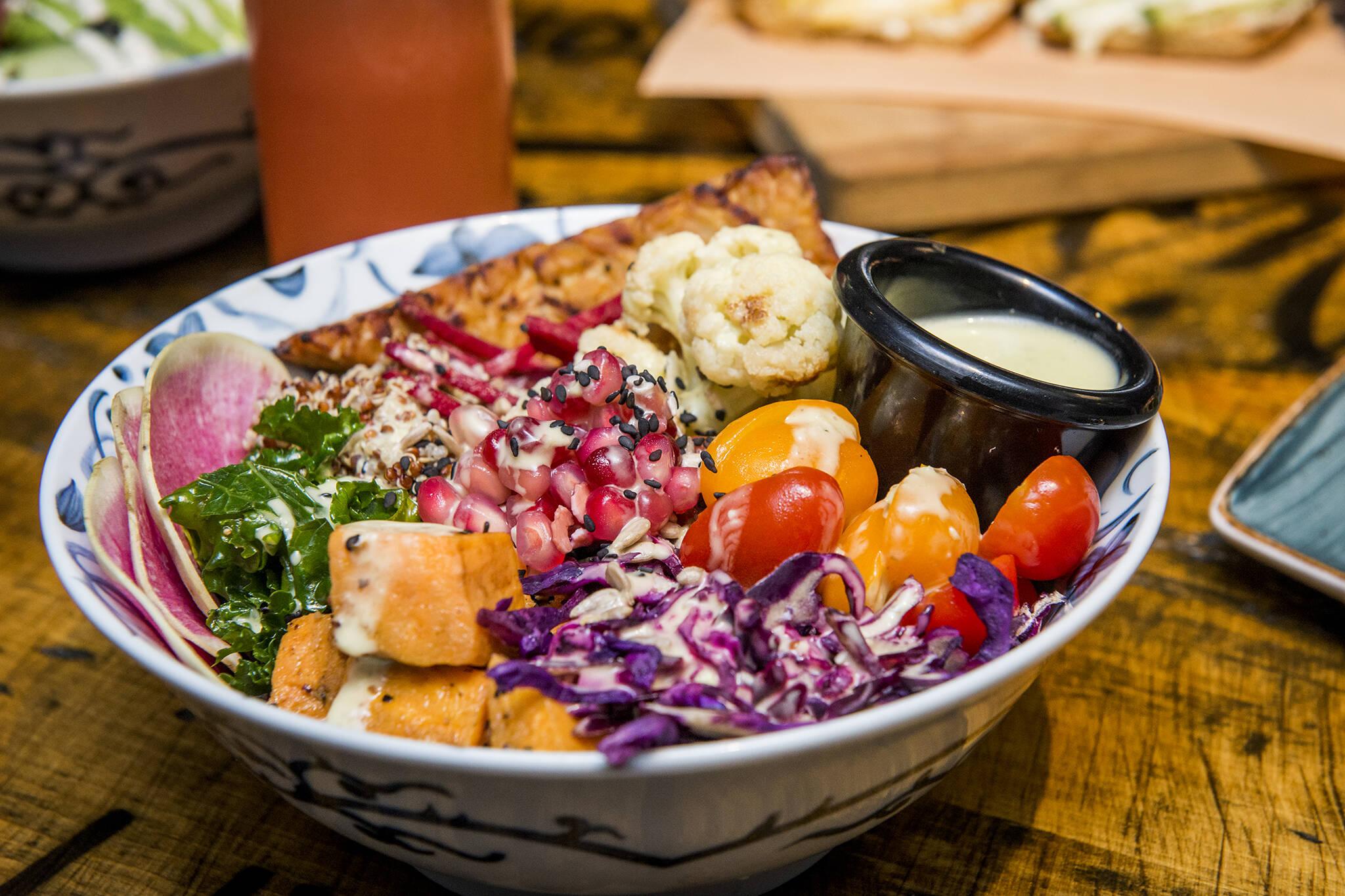 Toronto vegan restaurants