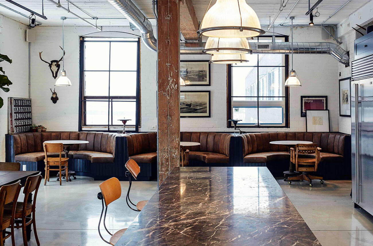 The top 10 shared office space options in toronto for Top 10 interior design firms nyc