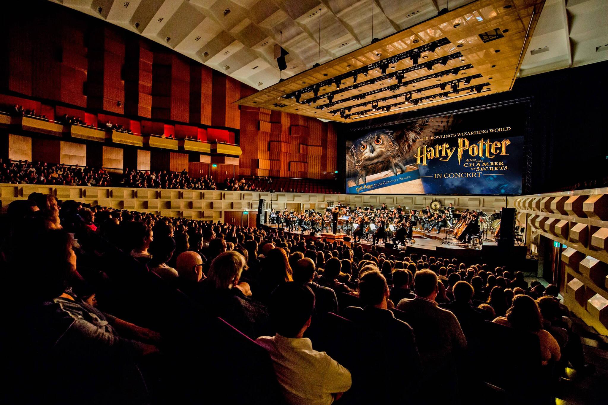 harry potter concert