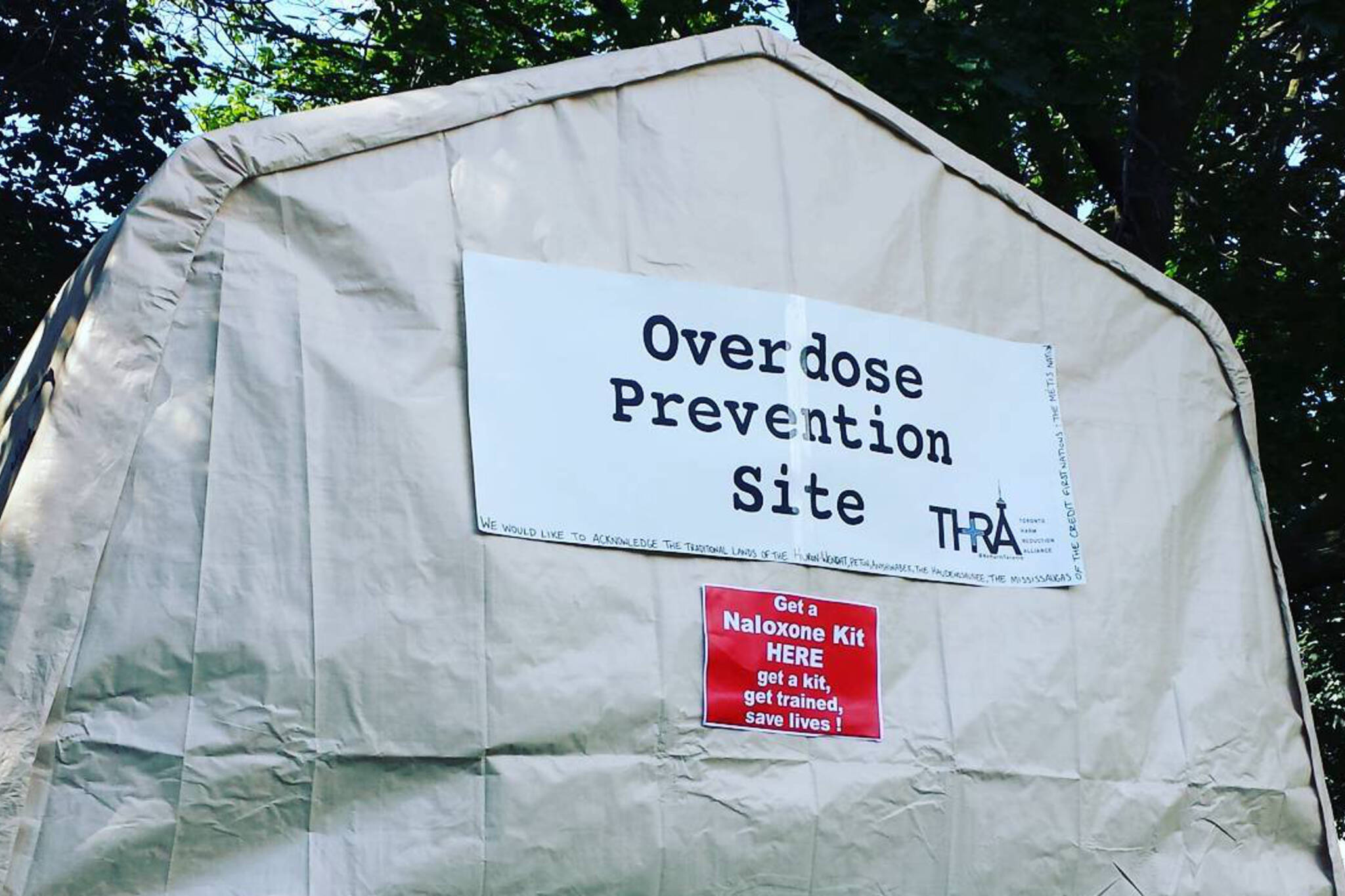 safe injection toronto