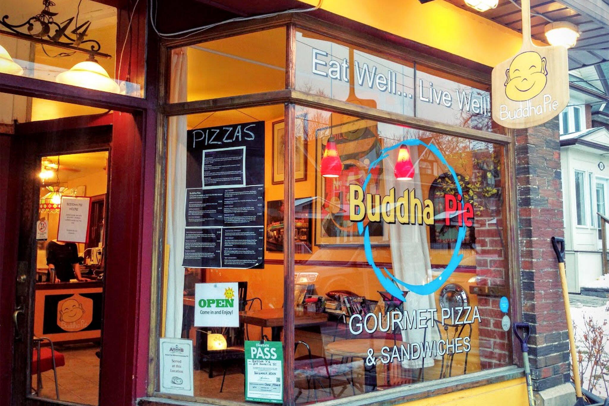 buddha pie toronto