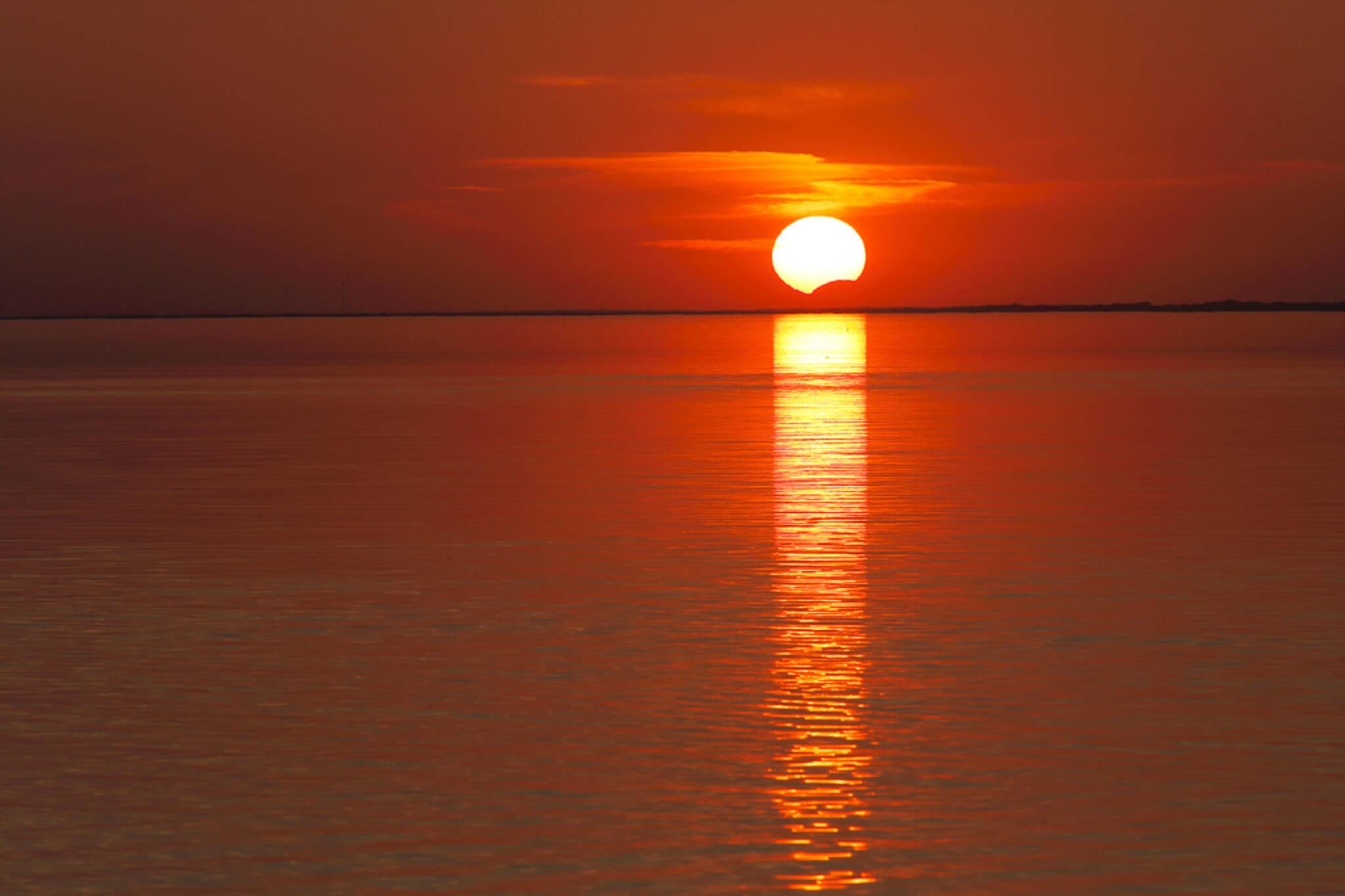 toronto solar eclipse