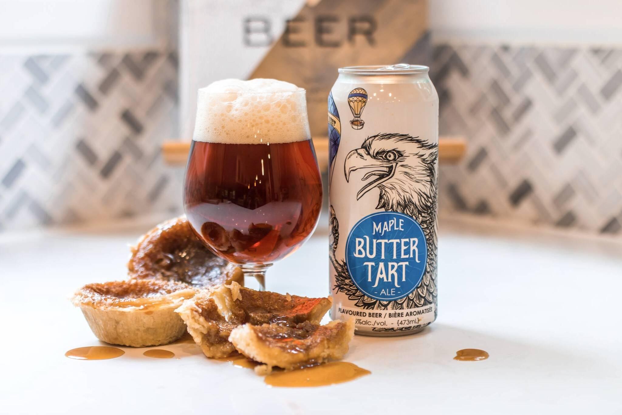 butter tart beer